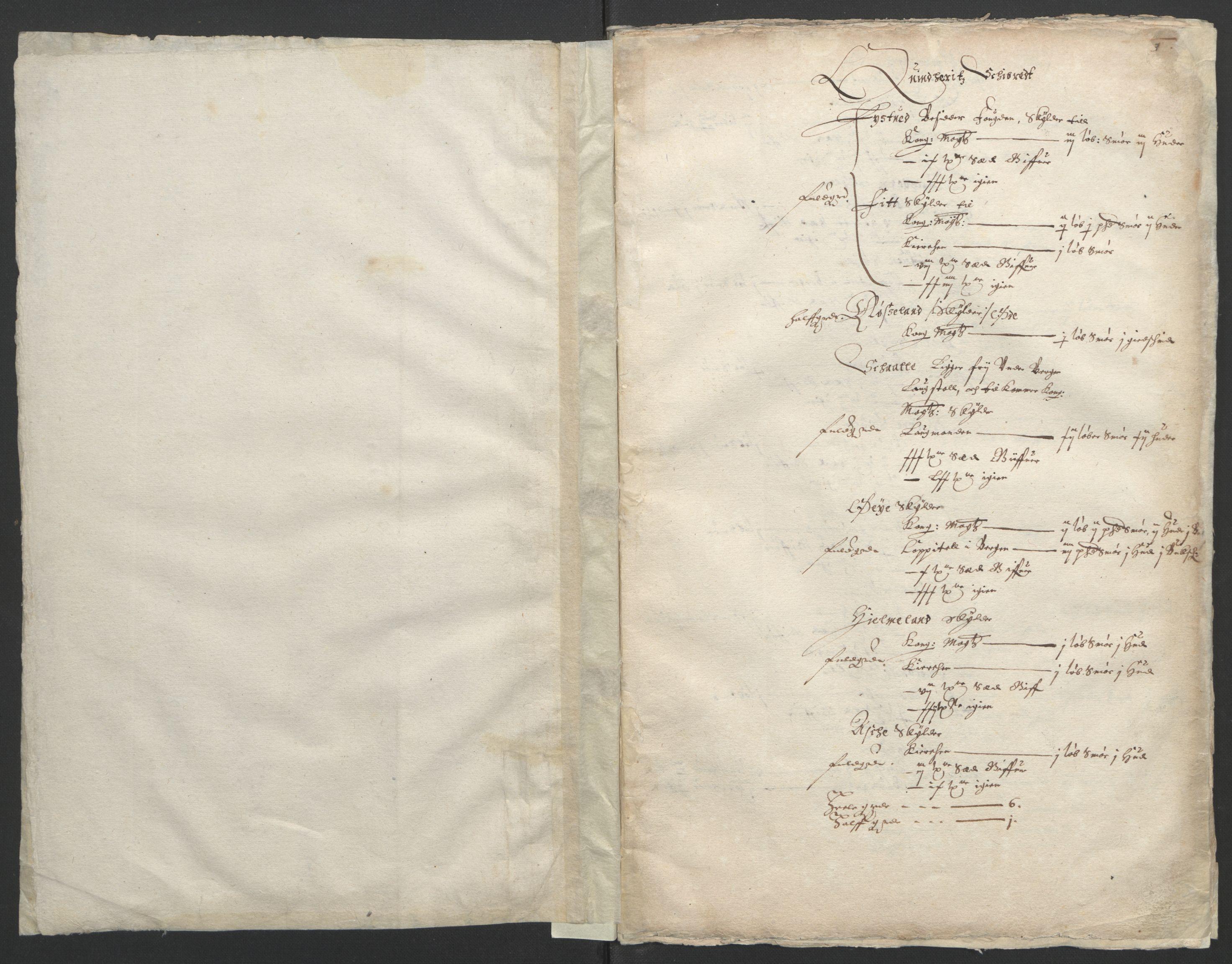 RA, Stattholderembetet 1572-1771, Ek/L0004: Jordebøker til utlikning av garnisonsskatt 1624-1626:, 1626, s. 5