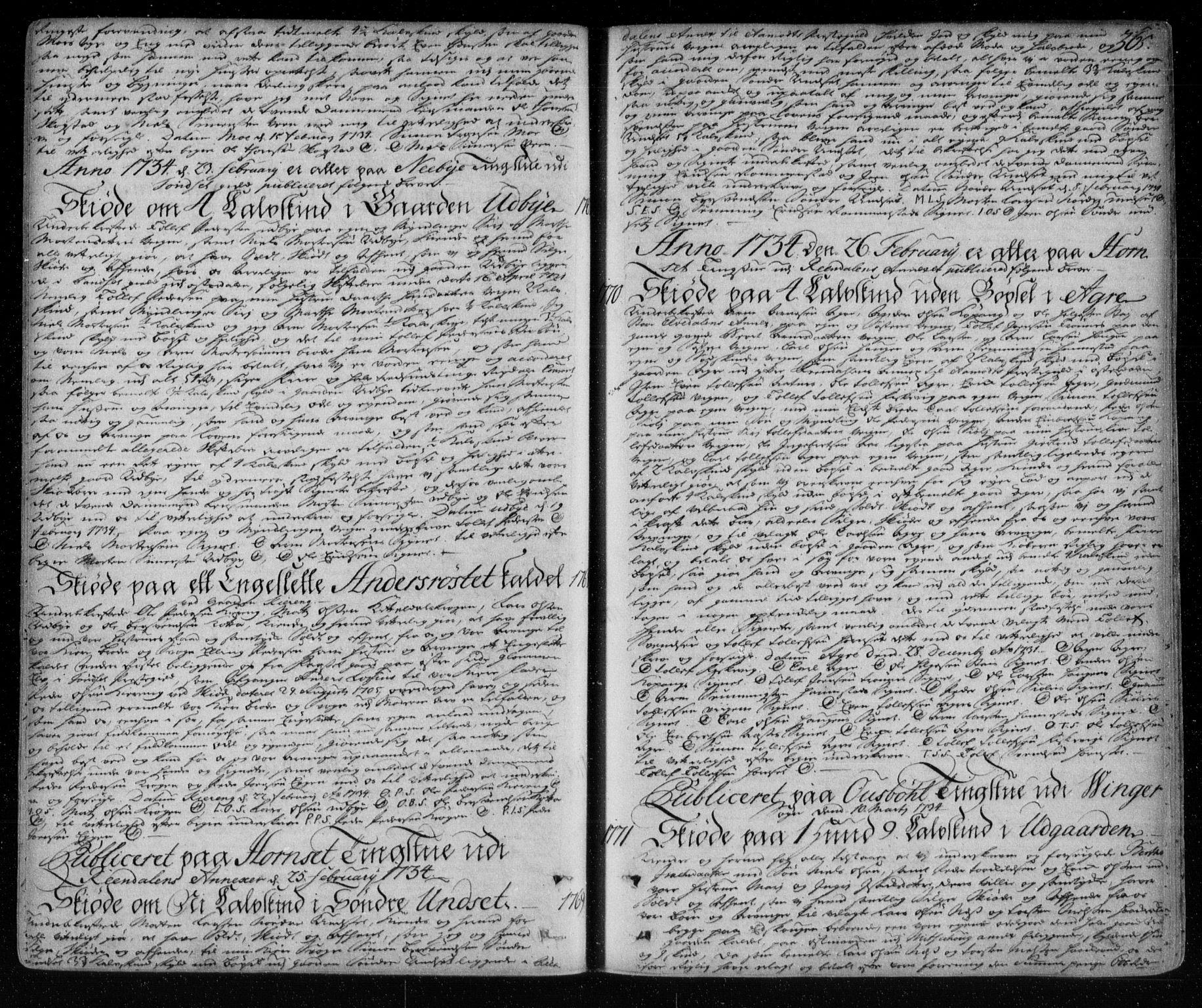 SAH, Solør og Østerdalen sorenskriveri, H/Hb/Hba/L0002: Pantebok nr. 2, 1716-1736, s. 365