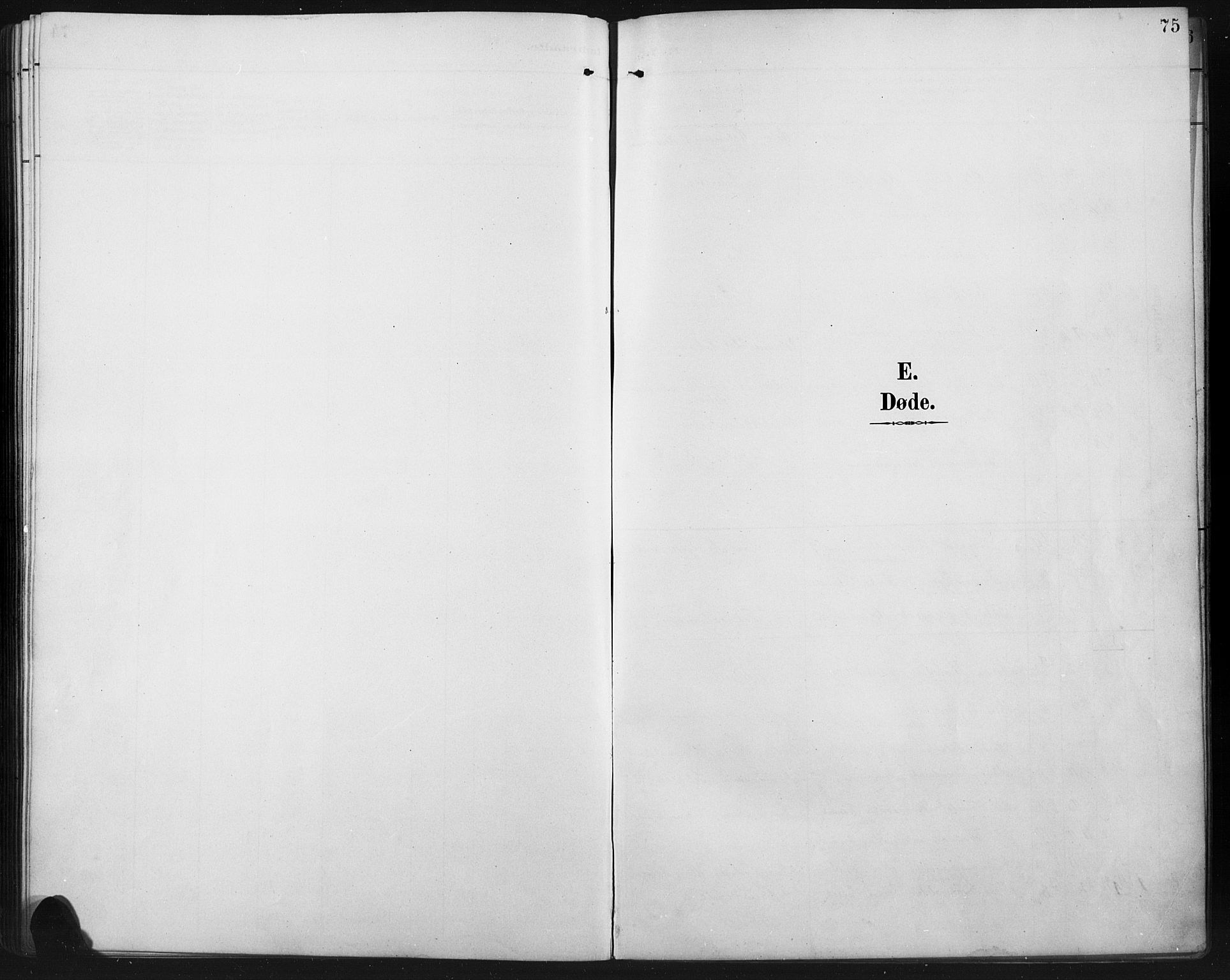 SAH, Ringebu prestekontor, Klokkerbok nr. 8, 1890-1922, s. 75