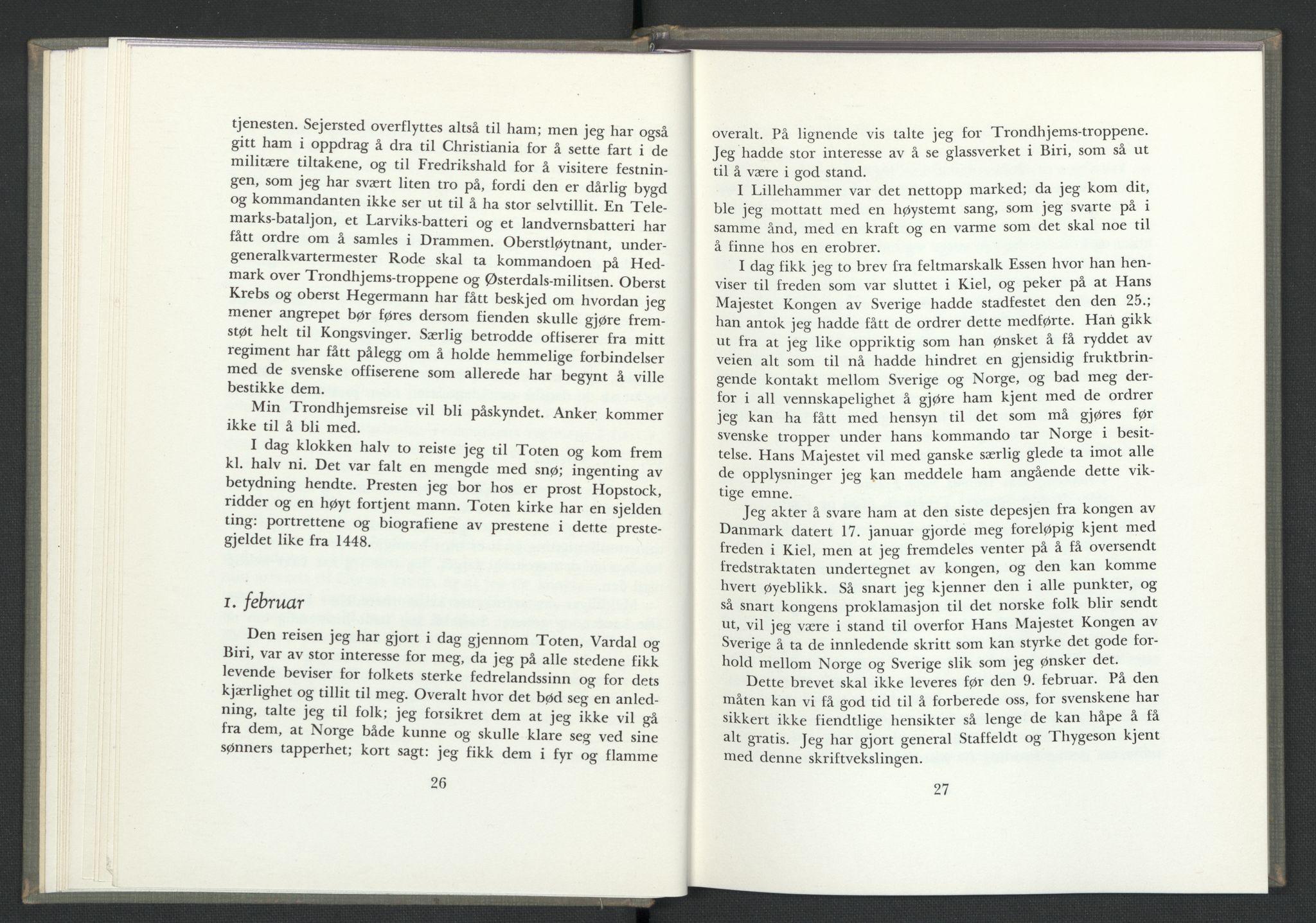 Publikasjoner*, 1954, s. 26-27
