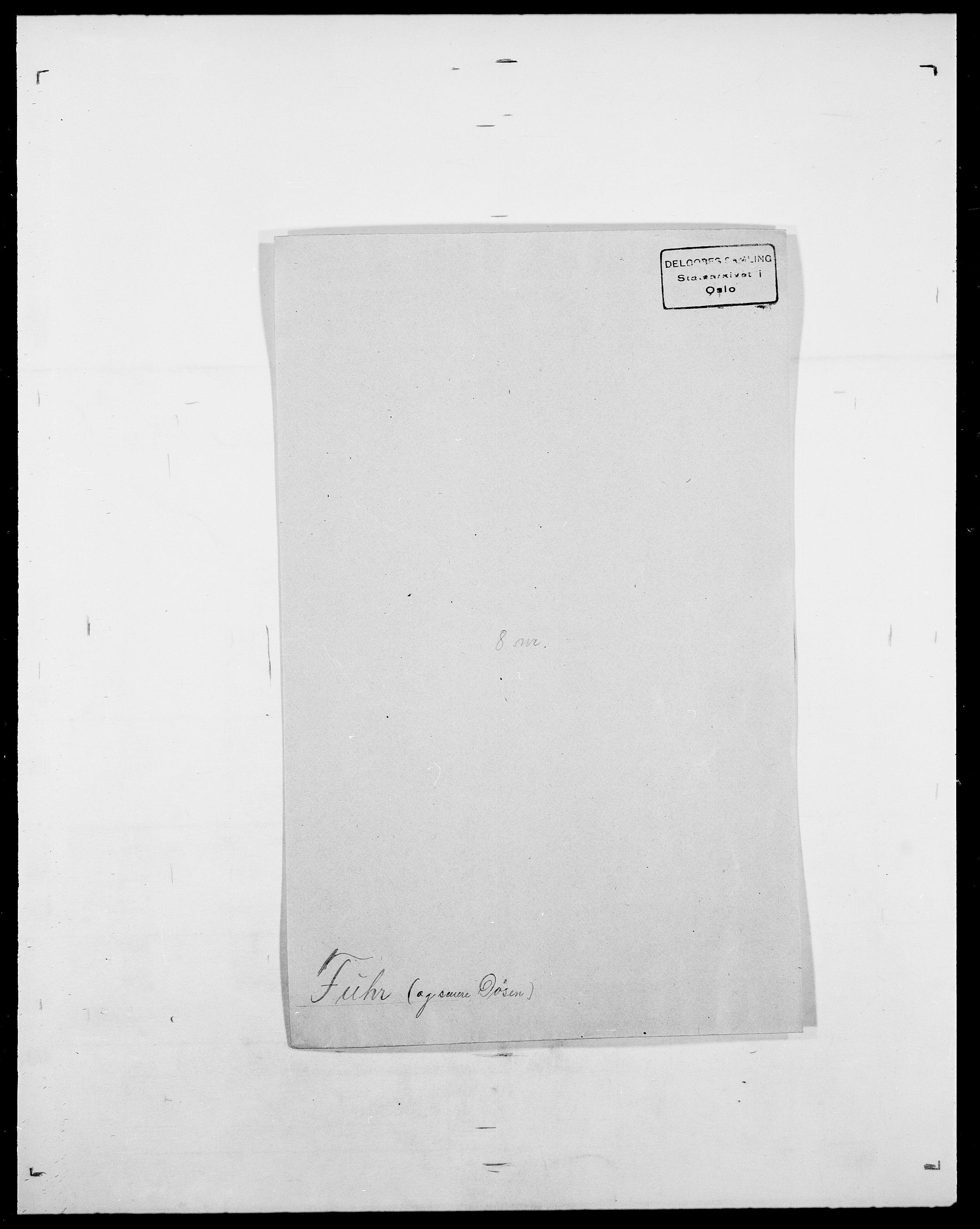 SAO, Delgobe, Charles Antoine - samling, D/Da/L0013: Forbos - Geving, s. 177