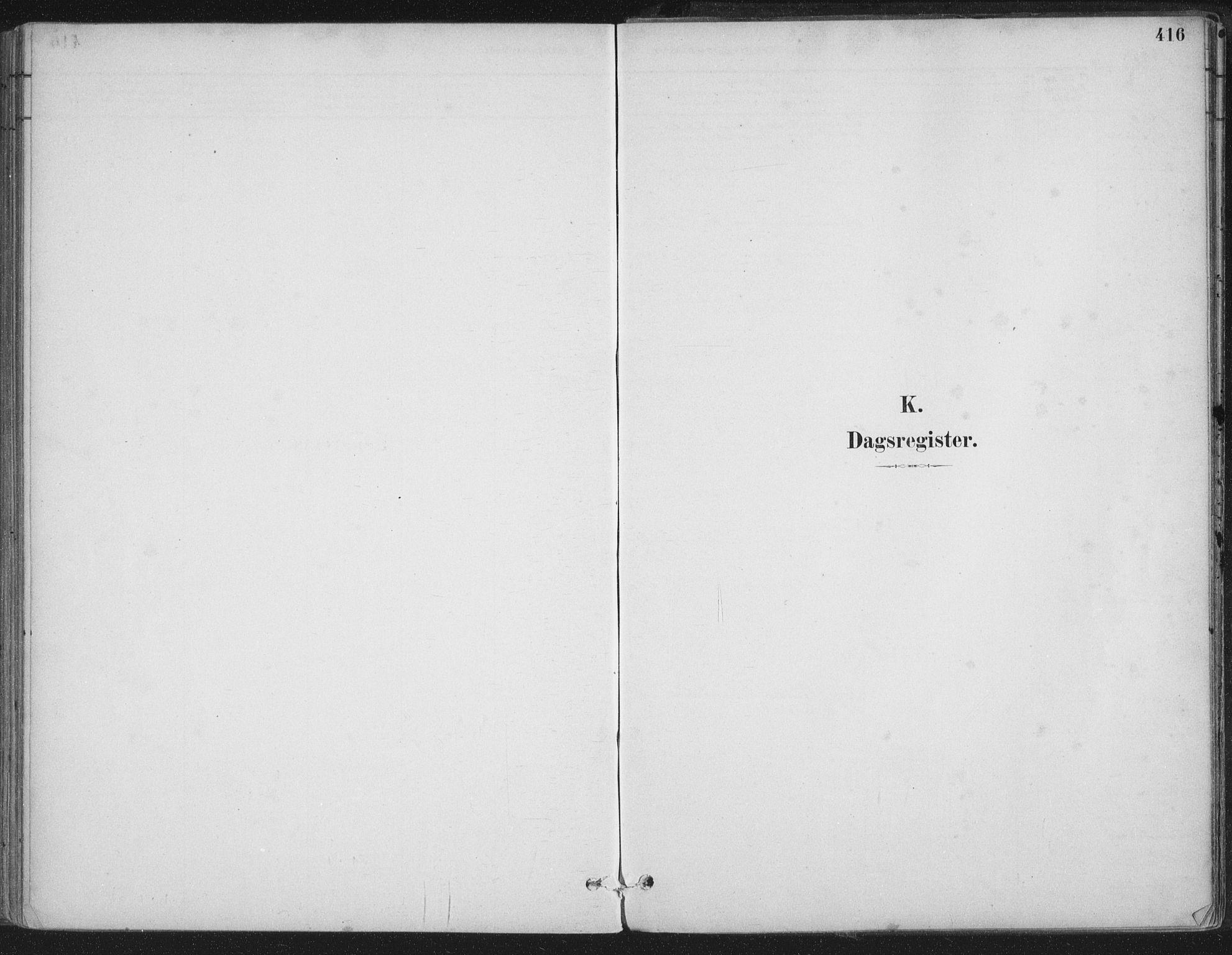 SAT, Ministerialprotokoller, klokkerbøker og fødselsregistre - Nordland, 888/L1244: Ministerialbok nr. 888A10, 1880-1890, s. 416