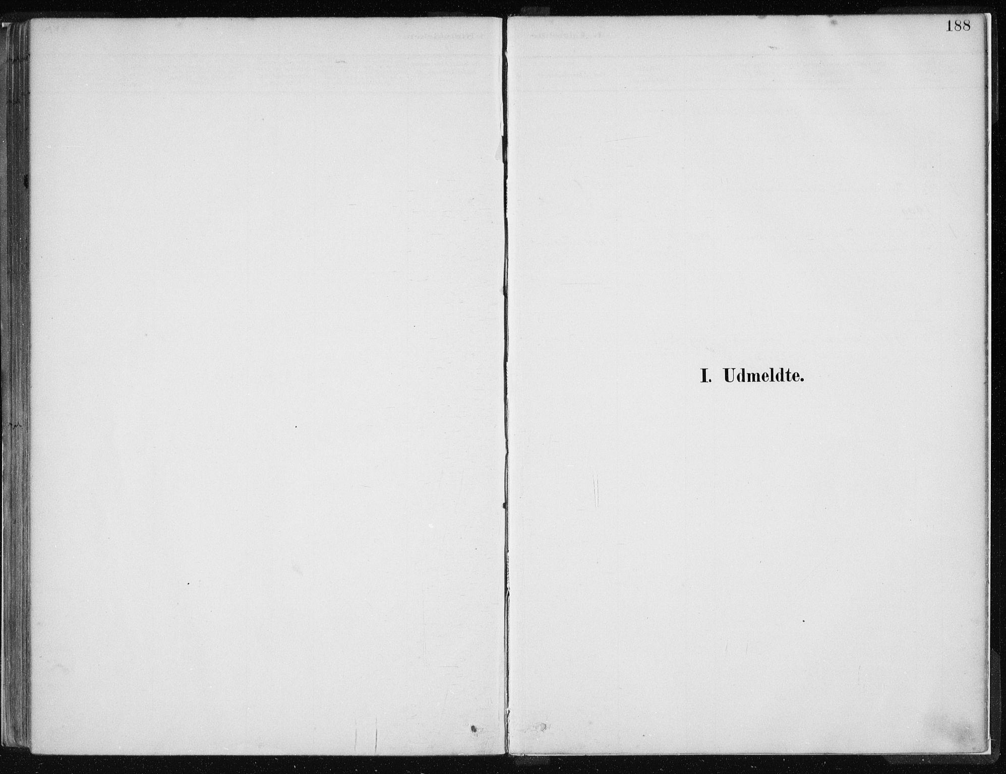 SAB, Hamre Sokneprestembete, H/Haa: Ministerialbok nr. D  1, 1882-1906, s. 188