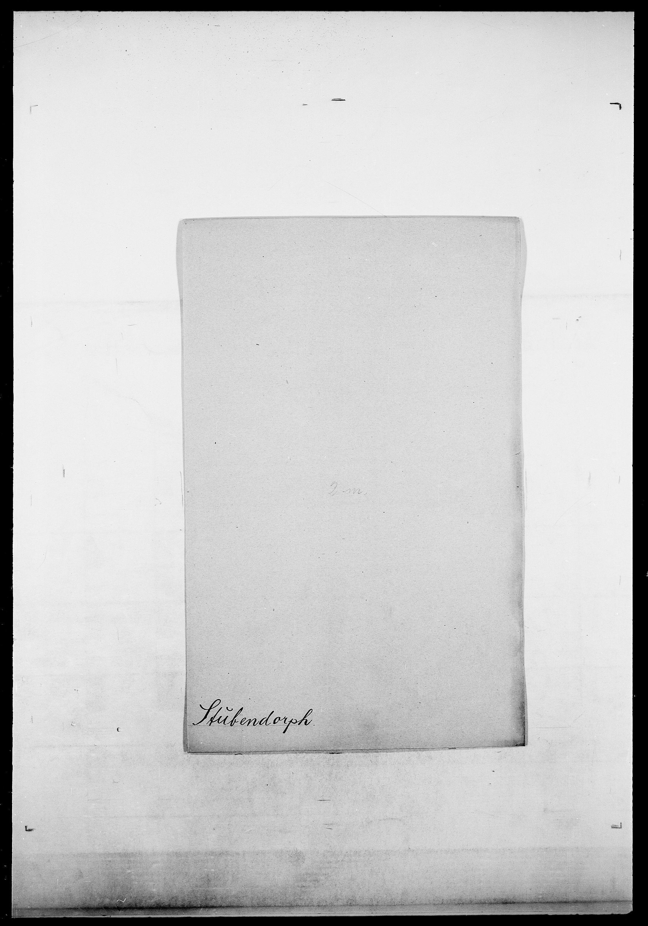 SAO, Delgobe, Charles Antoine - samling, D/Da/L0037: Steen, Sthen, Stein - Svare, Svanige, Svanne, se også Svanning og Schwane, s. 793