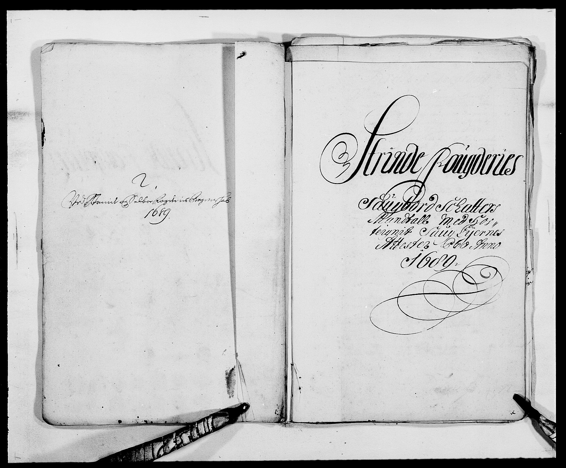 RA, Rentekammeret inntil 1814, Reviderte regnskaper, Fogderegnskap, R61/L4102: Fogderegnskap Strinda og Selbu, 1689-1690, s. 17