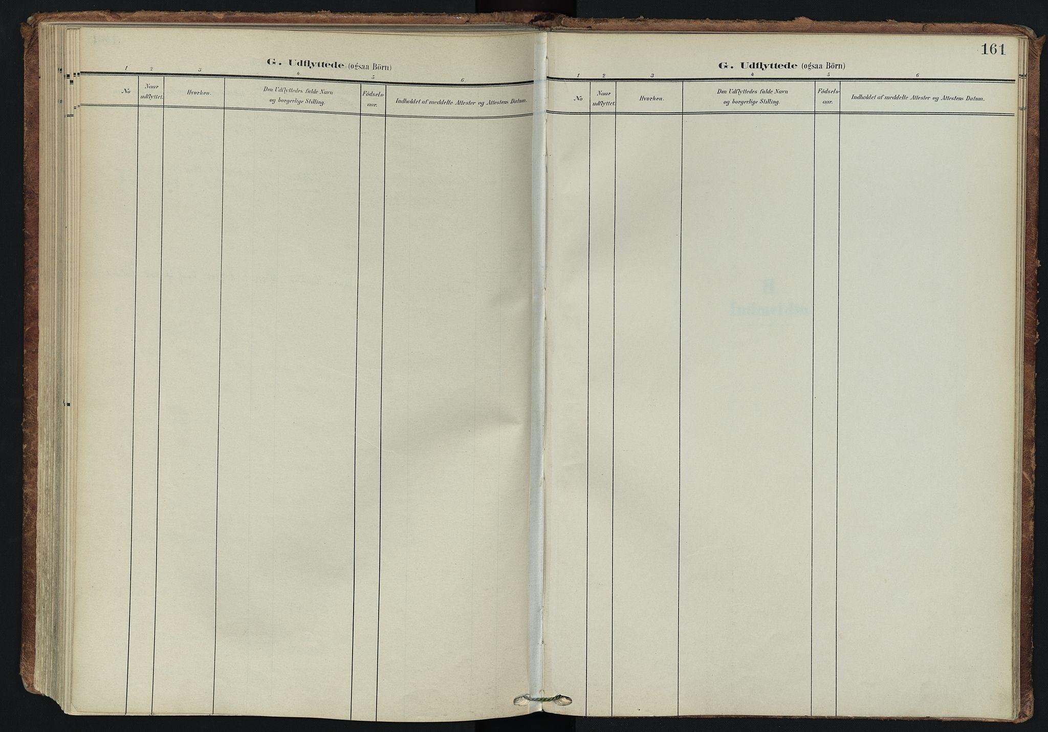 SATØ, Tranøy sokneprestkontor, I/Ia/Iaa/L0014kirke: Ministerialbok nr. 14, 1905-1919, s. 161