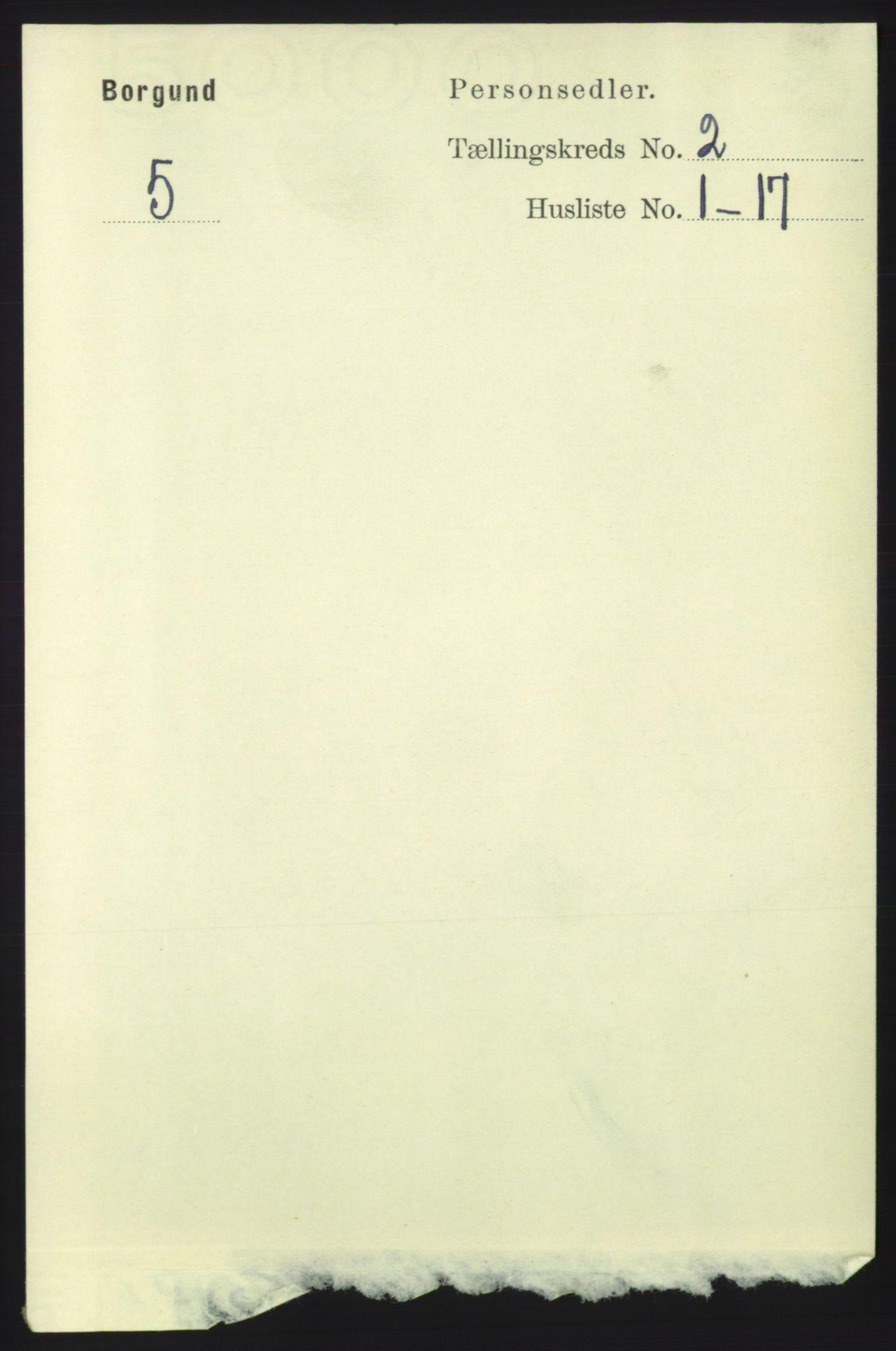 RA, Folketelling 1891 for 1531 Borgund herred, 1891, s. 450