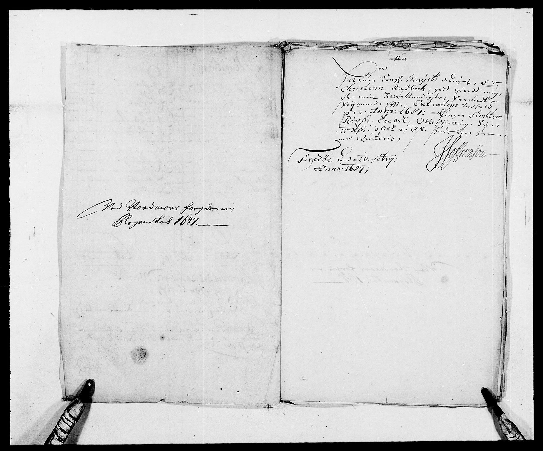RA, Rentekammeret inntil 1814, Reviderte regnskaper, Fogderegnskap, R56/L3733: Fogderegnskap Nordmøre, 1687-1689, s. 116