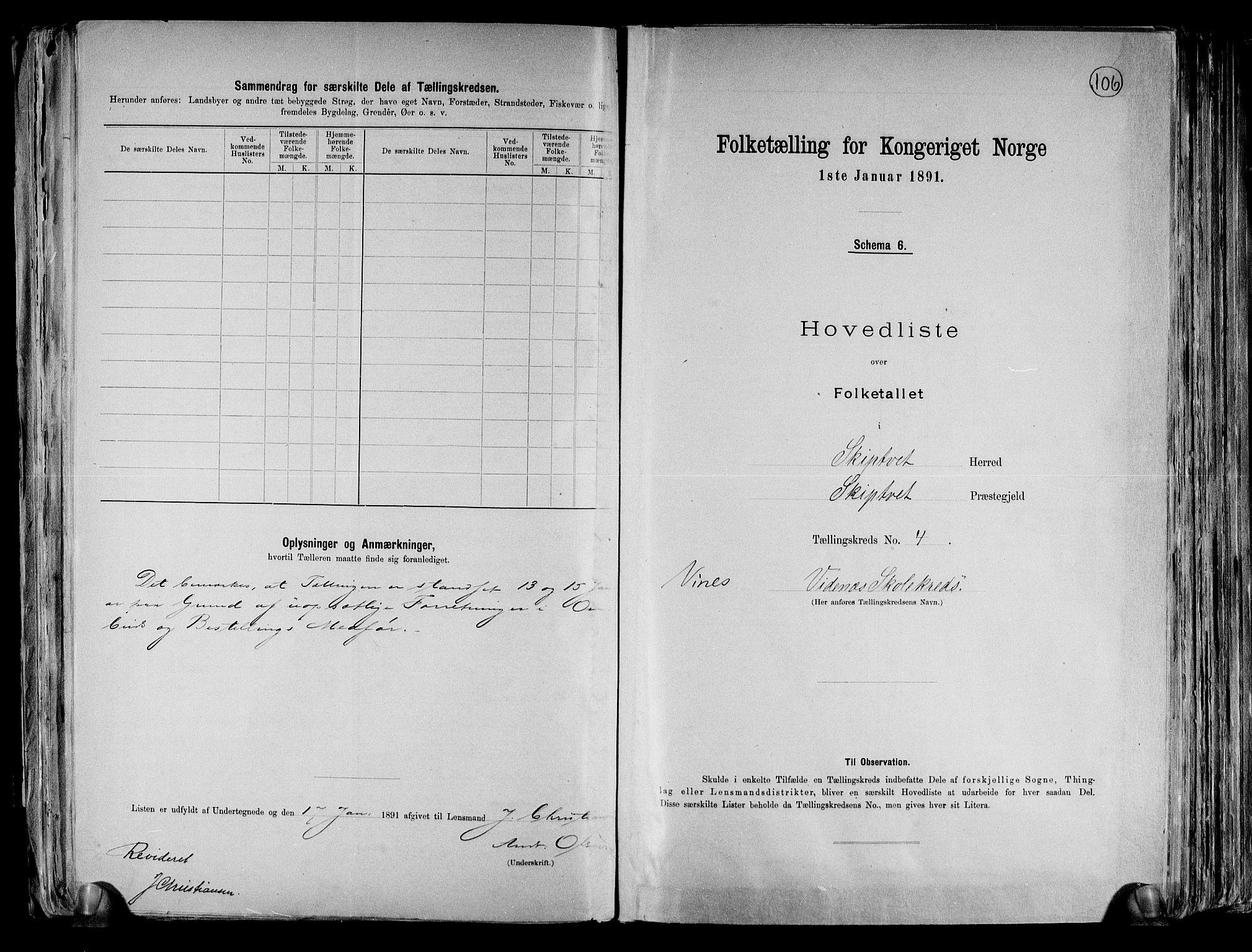 RA, Folketelling 1891 for 0127 Skiptvet herred, 1891, s. 12