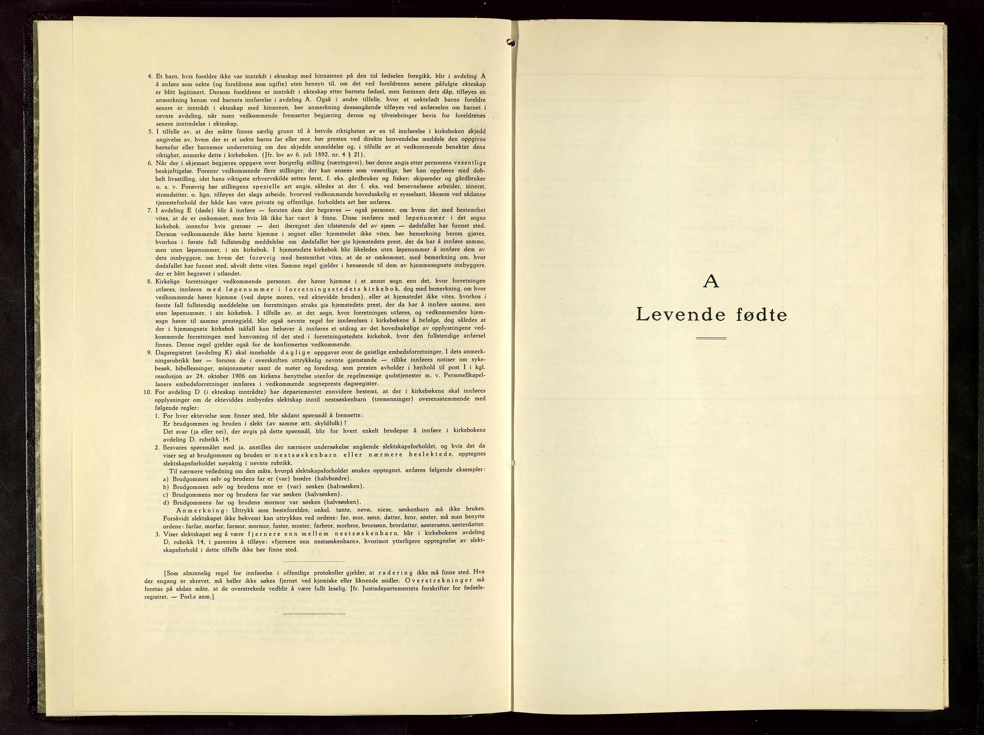 SAST, St. Petri sokneprestkontor, 30/30BB/L0016: Klokkerbok nr. B 16, 1964-1966