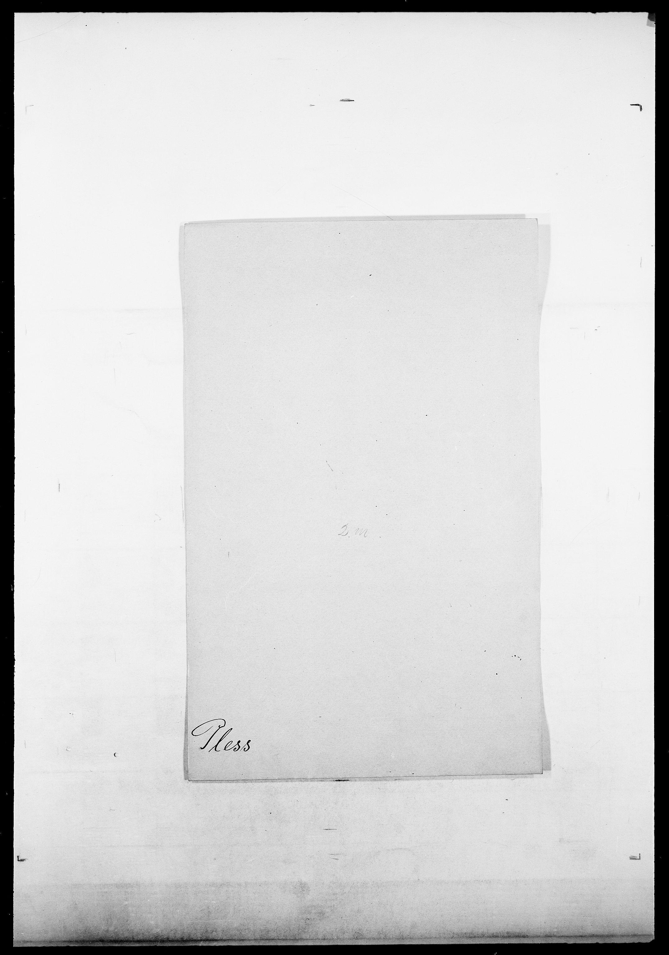 SAO, Delgobe, Charles Antoine - samling, D/Da/L0031: de Place - Raaum, s. 120