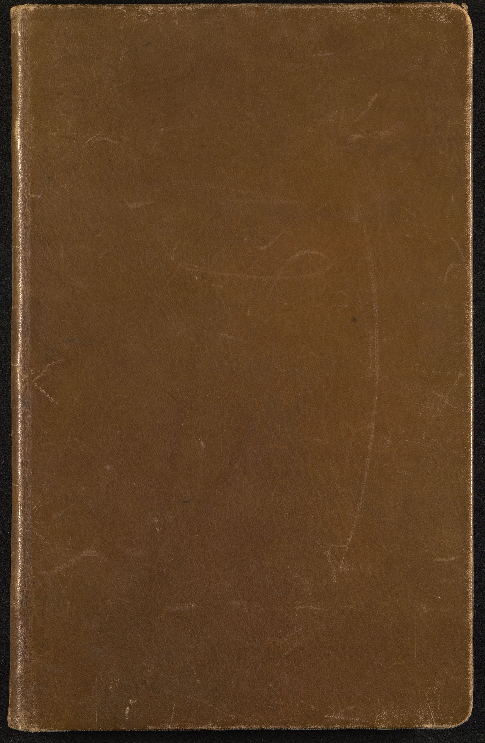 VEMU, Feen, Anders Olsen, Y/L0001: Navigasjonsbok for Anders Olsen Feen, 1807-1809