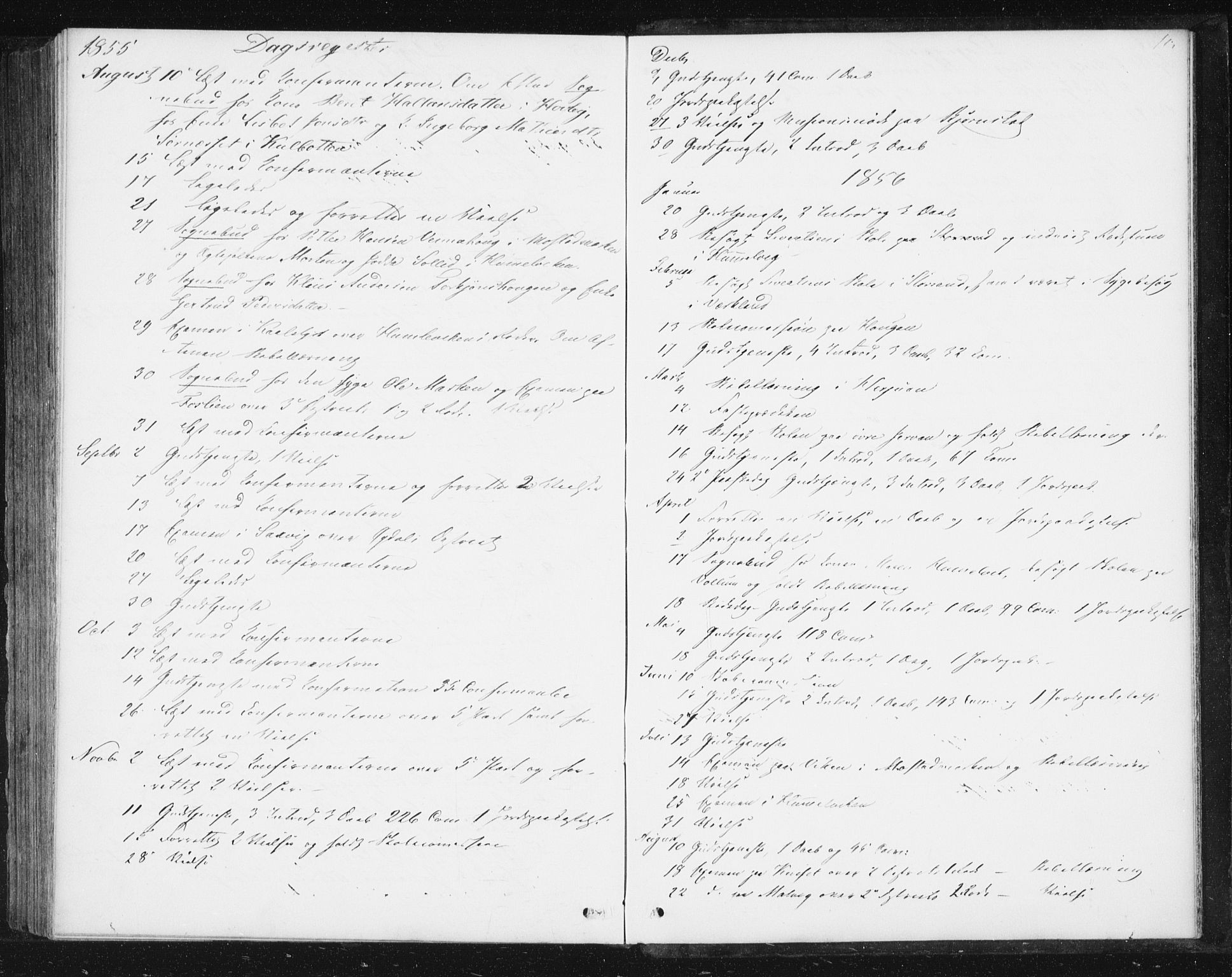 SAT, Ministerialprotokoller, klokkerbøker og fødselsregistre - Sør-Trøndelag, 616/L0407: Ministerialbok nr. 616A04, 1848-1856, s. 179