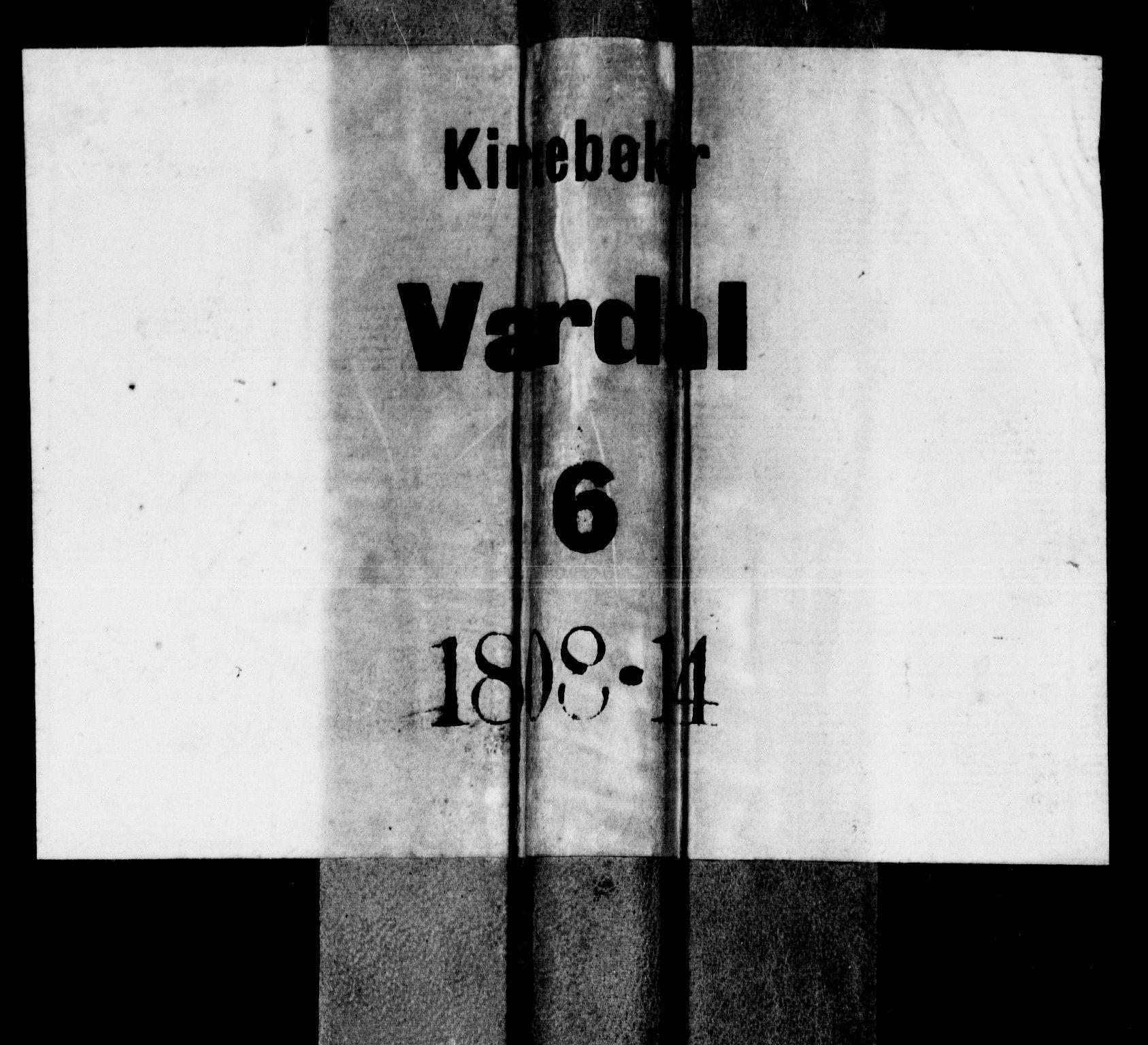 SAH, Vardal prestekontor, H/Ha/Haa/L0003: Ministerialbok nr. 3, 1808-1814