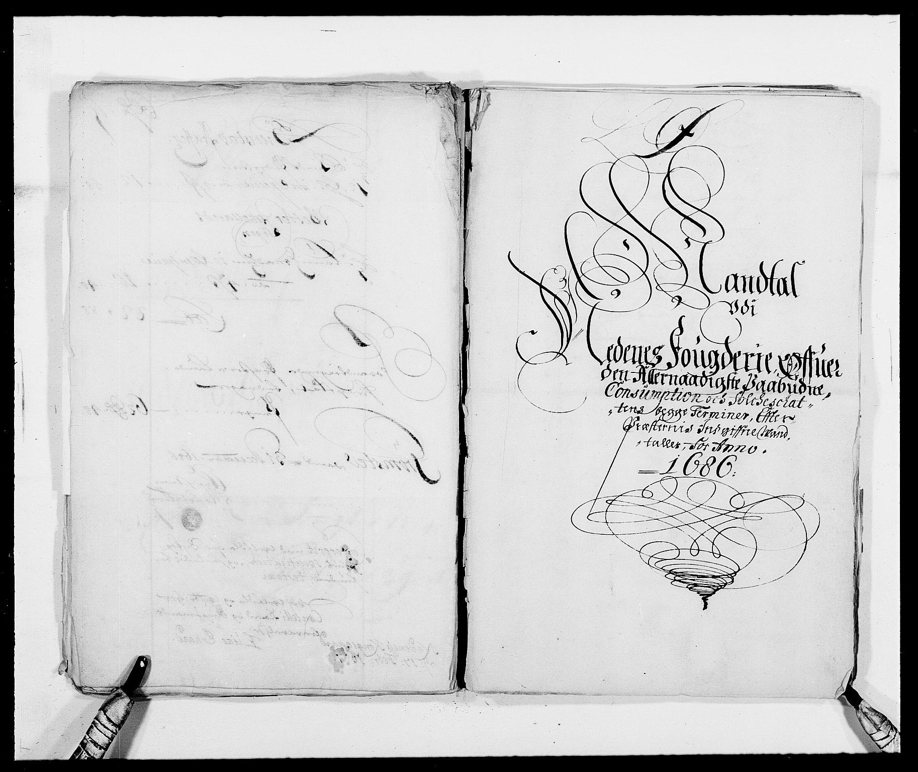 RA, Rentekammeret inntil 1814, Reviderte regnskaper, Fogderegnskap, R39/L2308: Fogderegnskap Nedenes, 1684-1689, s. 441