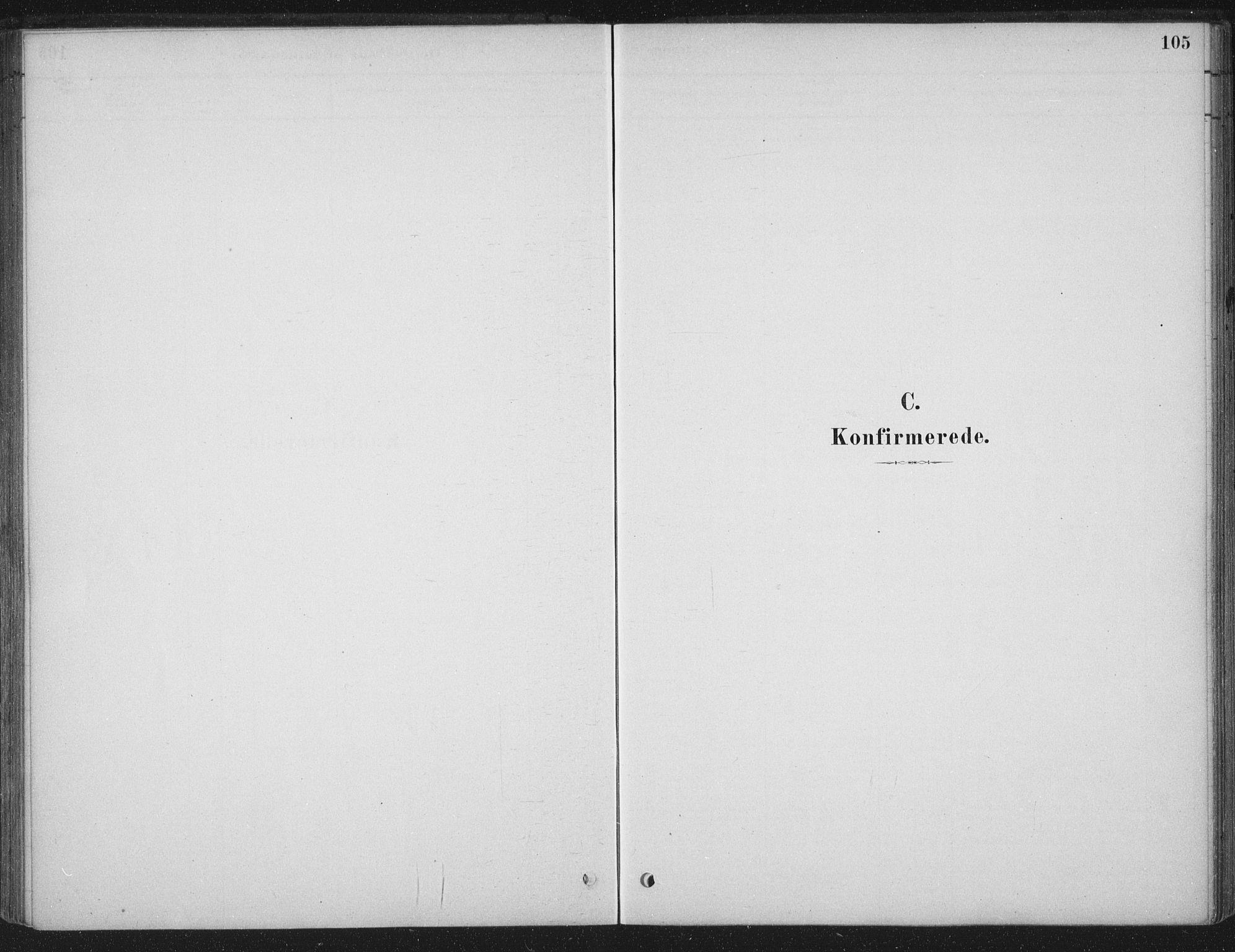 SAT, Ministerialprotokoller, klokkerbøker og fødselsregistre - Sør-Trøndelag, 662/L0755: Ministerialbok nr. 662A01, 1879-1905, s. 105