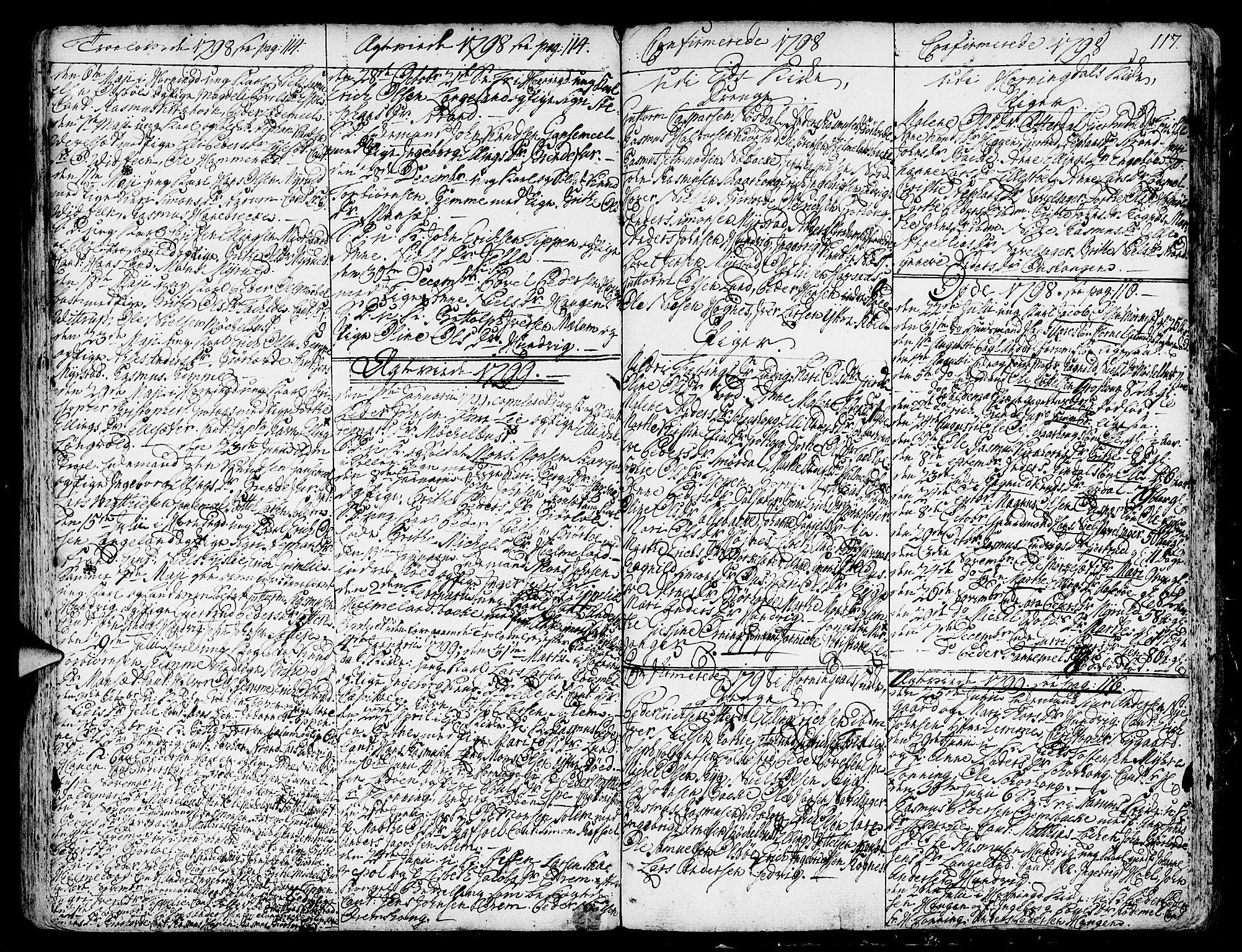 SAB, Eid Sokneprestembete, H/Haa: Ministerialbok nr. A 3, 1770-1805, s. 117