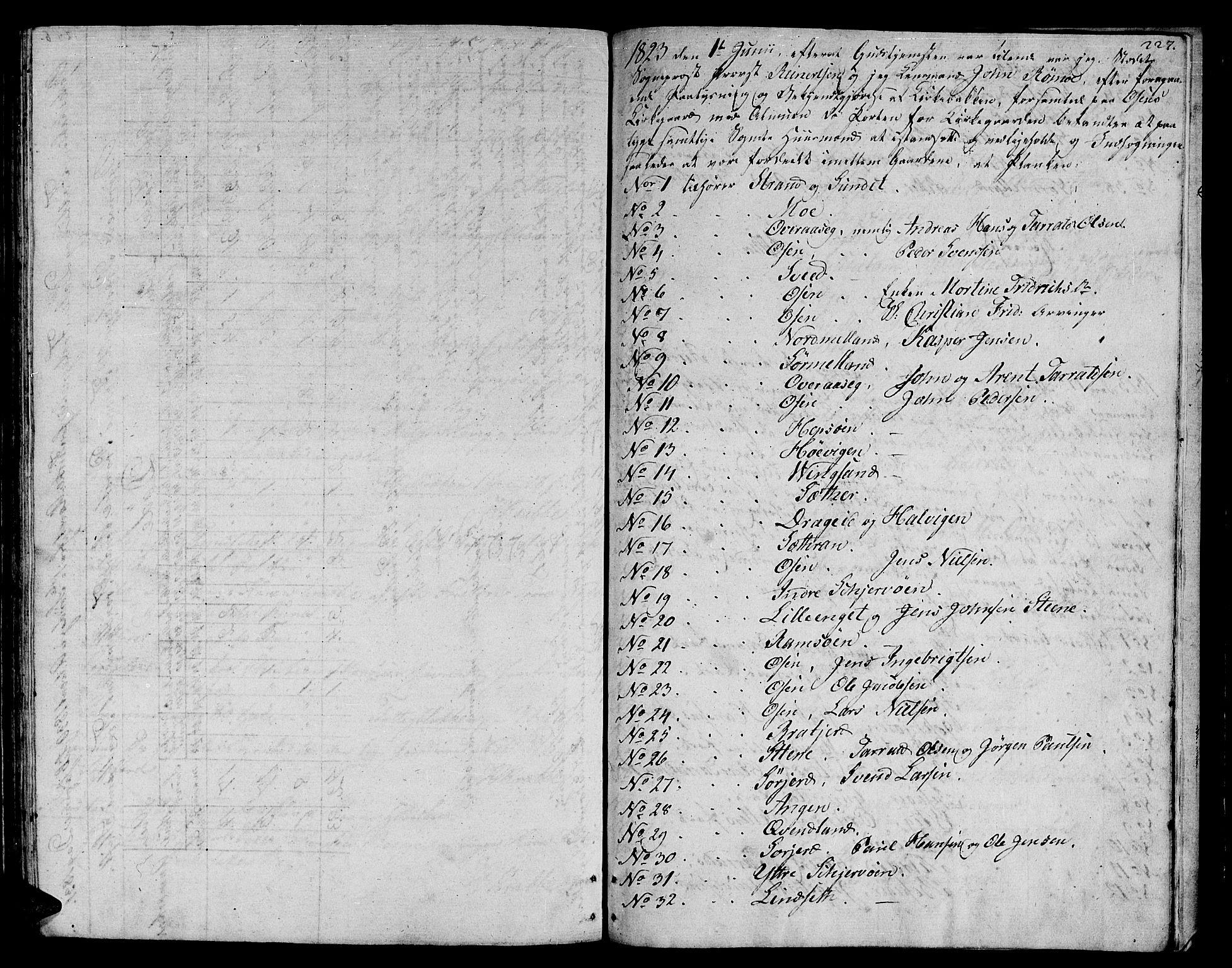 SAT, Ministerialprotokoller, klokkerbøker og fødselsregistre - Sør-Trøndelag, 657/L0701: Ministerialbok nr. 657A02, 1802-1831, s. 227