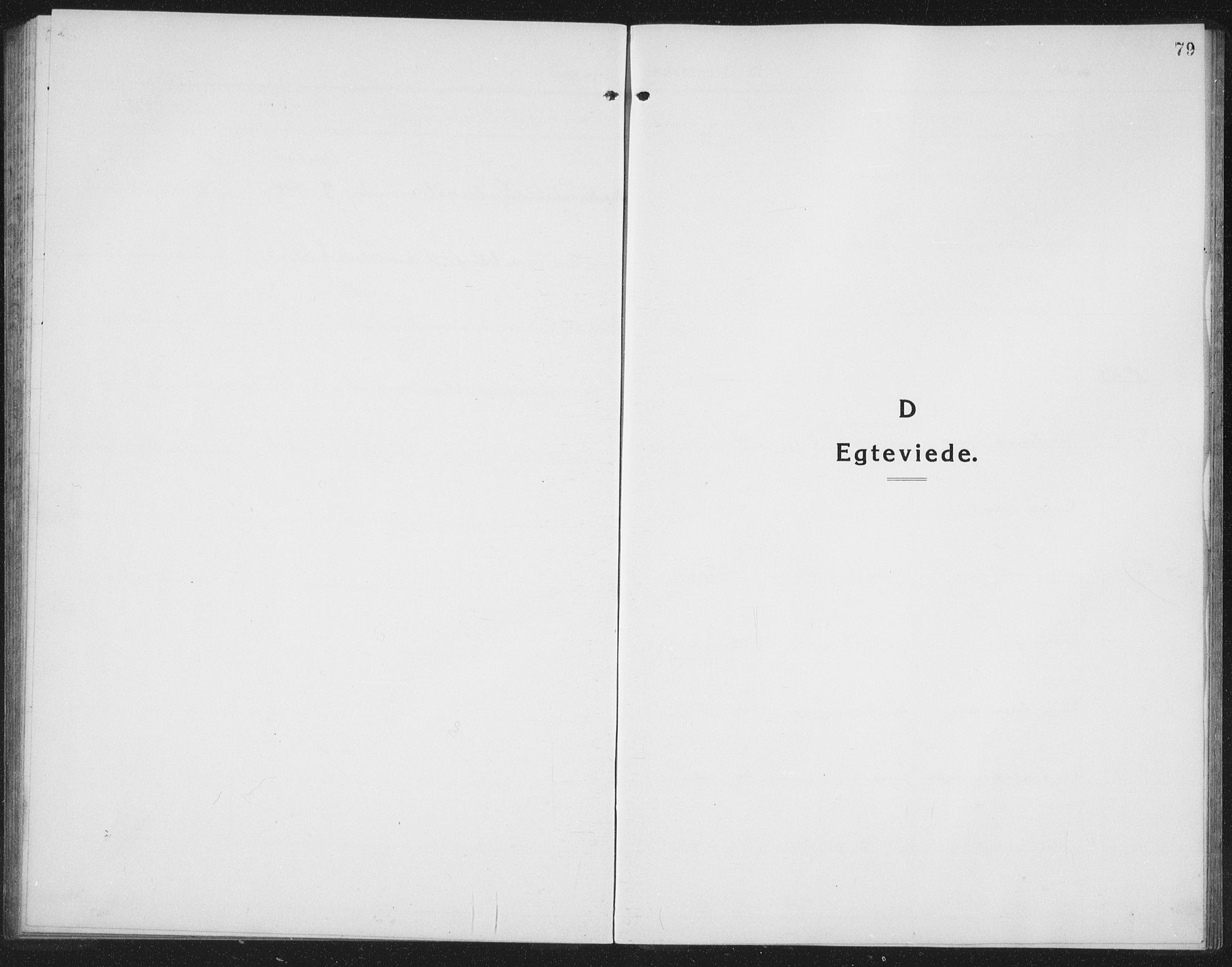 SAT, Ministerialprotokoller, klokkerbøker og fødselsregistre - Nord-Trøndelag, 757/L0507: Klokkerbok nr. 757C02, 1923-1939, s. 79