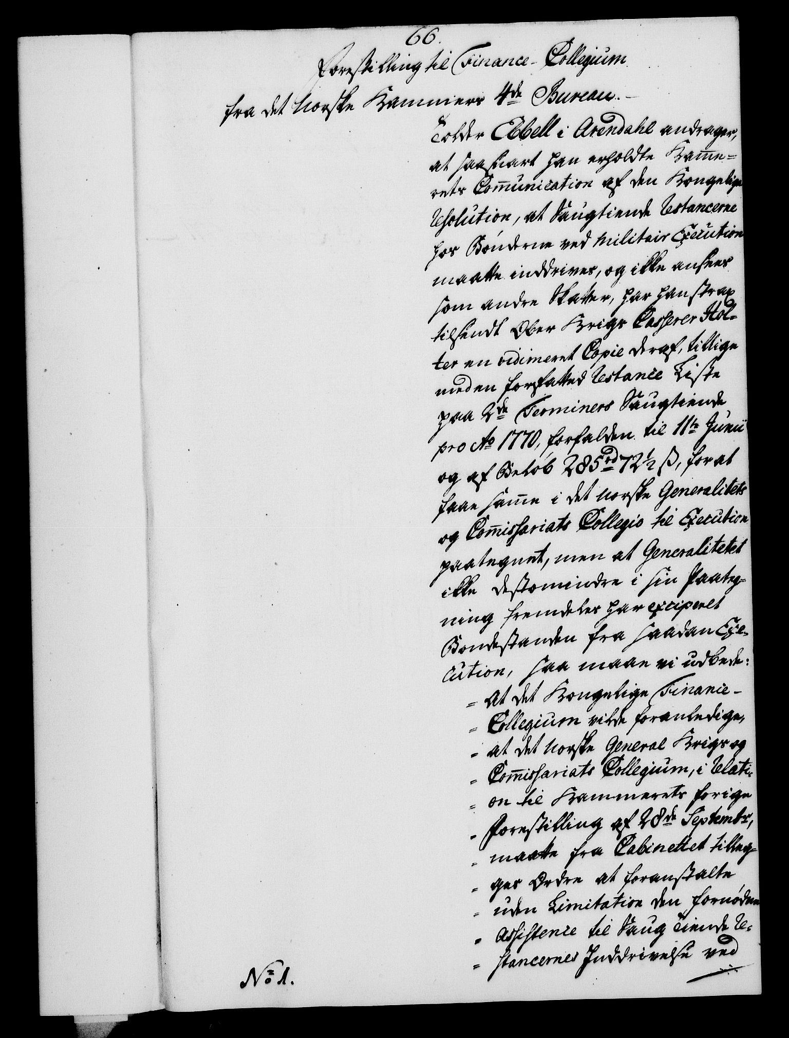 RA, Rentekammeret, Kammerkanselliet, G/Gf/Gfa/L0054: Norsk relasjons- og resolusjonsprotokoll (merket RK 52.54), 1771-1772, s. 182