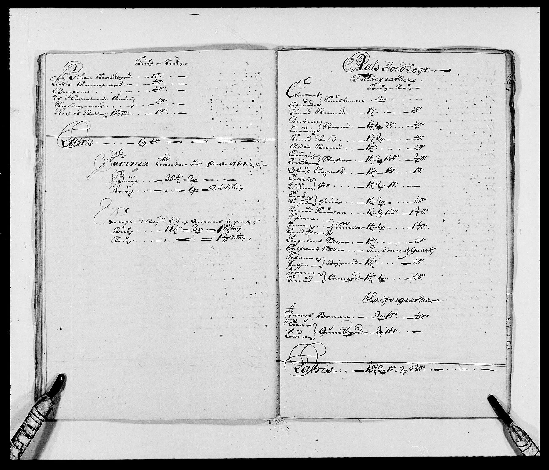 RA, Rentekammeret inntil 1814, Reviderte regnskaper, Fogderegnskap, R21/L1447: Fogderegnskap Ringerike og Hallingdal, 1687-1689, s. 236