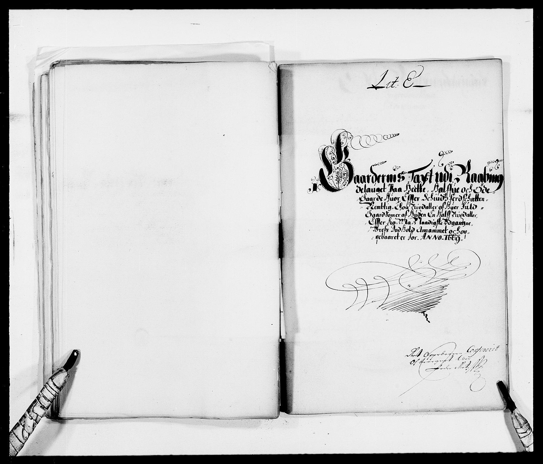 RA, Rentekammeret inntil 1814, Reviderte regnskaper, Fogderegnskap, R40/L2432: Fogderegnskap Råbyggelag, 1669-1670, s. 102