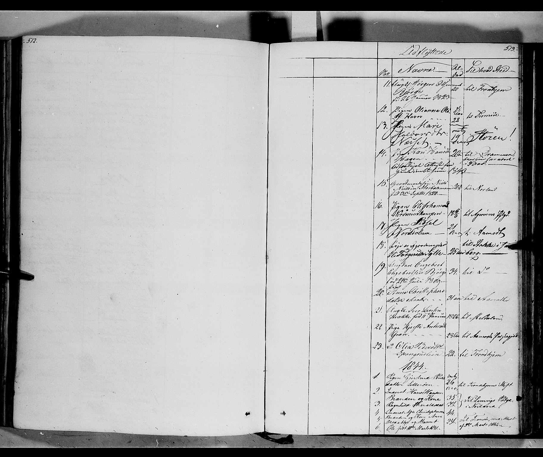 SAH, Ringebu prestekontor, Ministerialbok nr. 5, 1839-1848, s. 512-513