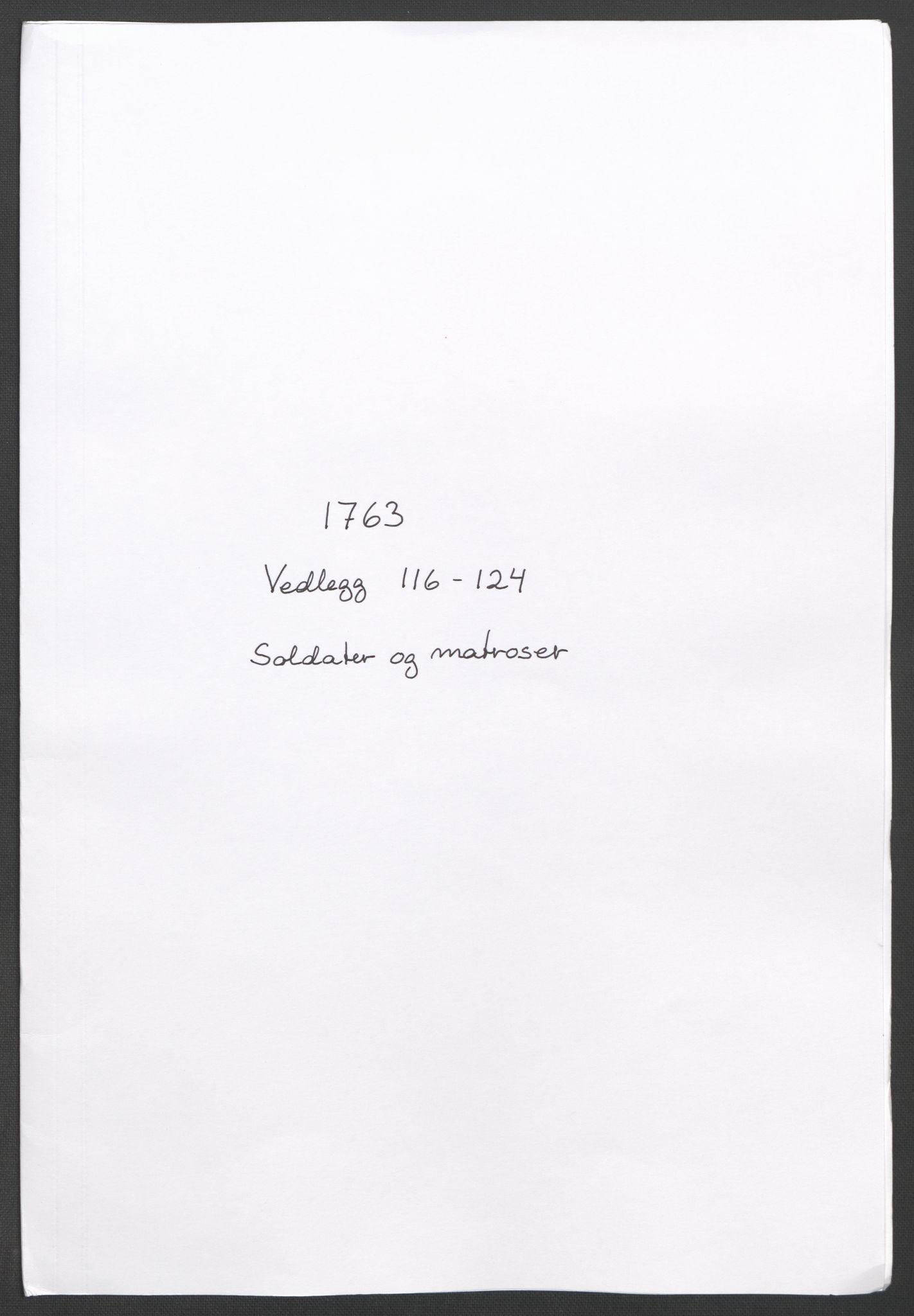 RA, Rentekammeret inntil 1814, Reviderte regnskaper, Fogderegnskap, R04/L0261: Ekstraskatten Moss, Onsøy, Tune, Veme og Åbygge, 1763, s. 310