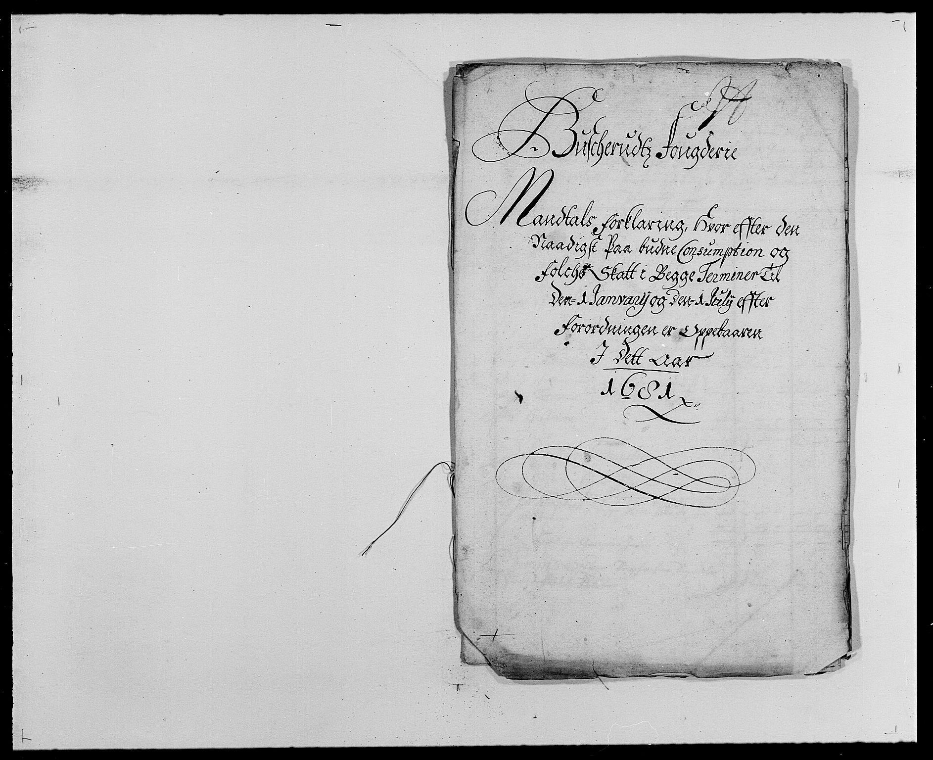 RA, Rentekammeret inntil 1814, Reviderte regnskaper, Fogderegnskap, R25/L1675: Fogderegnskap Buskerud, 1678-1681, s. 341