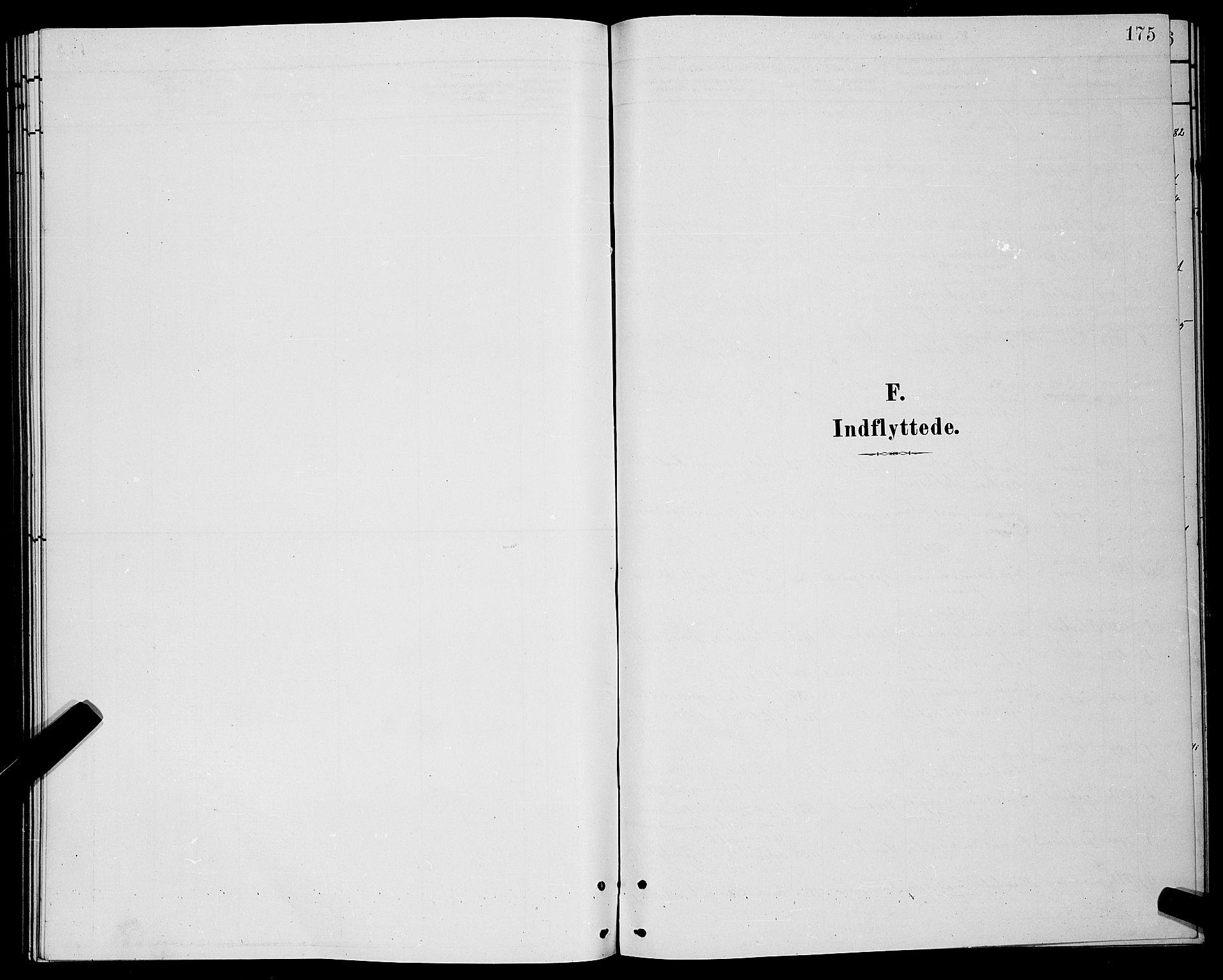 SATØ, Lenvik sokneprestembete, H/Ha: Klokkerbok nr. 21, 1884-1900, s. 175