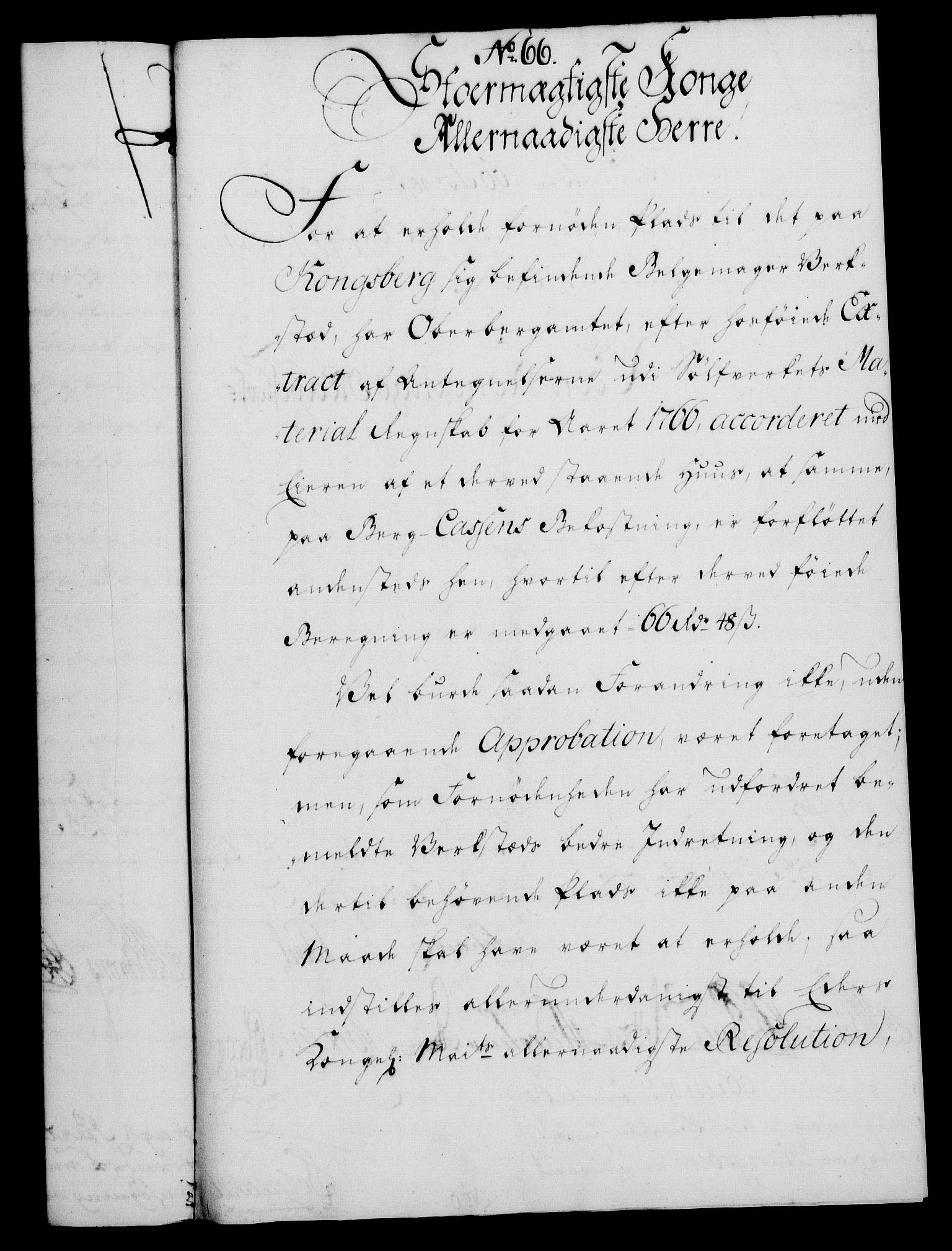 RA, Rentekammeret, Kammerkanselliet, G/Gf/Gfa/L0050: Norsk relasjons- og resolusjonsprotokoll (merket RK 52.50), 1768, s. 297