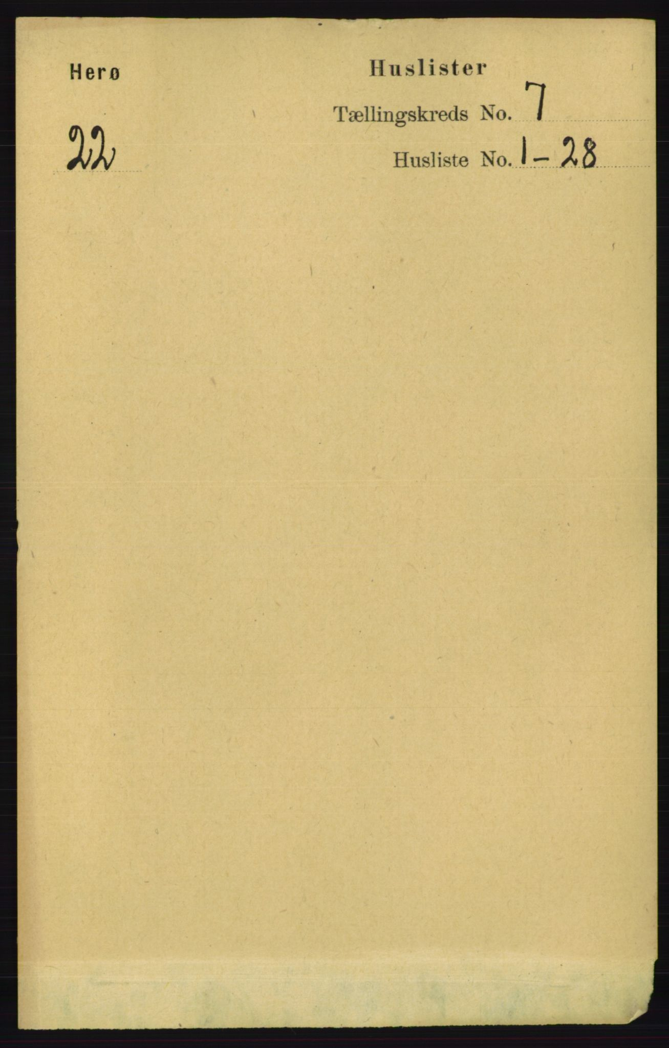 RA, Folketelling 1891 for 1818 Herøy herred, 1891, s. 2206