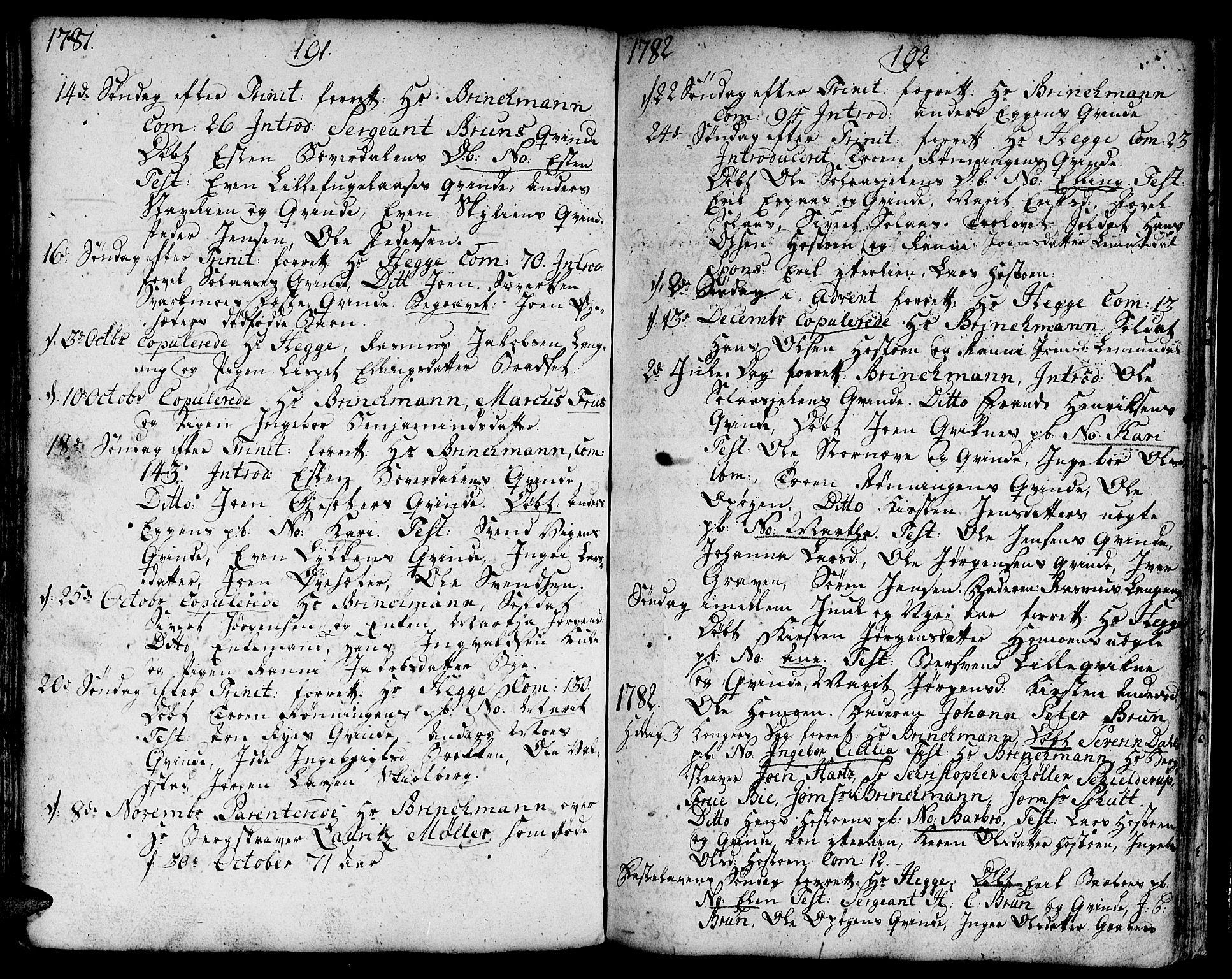 SAT, Ministerialprotokoller, klokkerbøker og fødselsregistre - Sør-Trøndelag, 671/L0840: Ministerialbok nr. 671A02, 1756-1794, s. 291-292