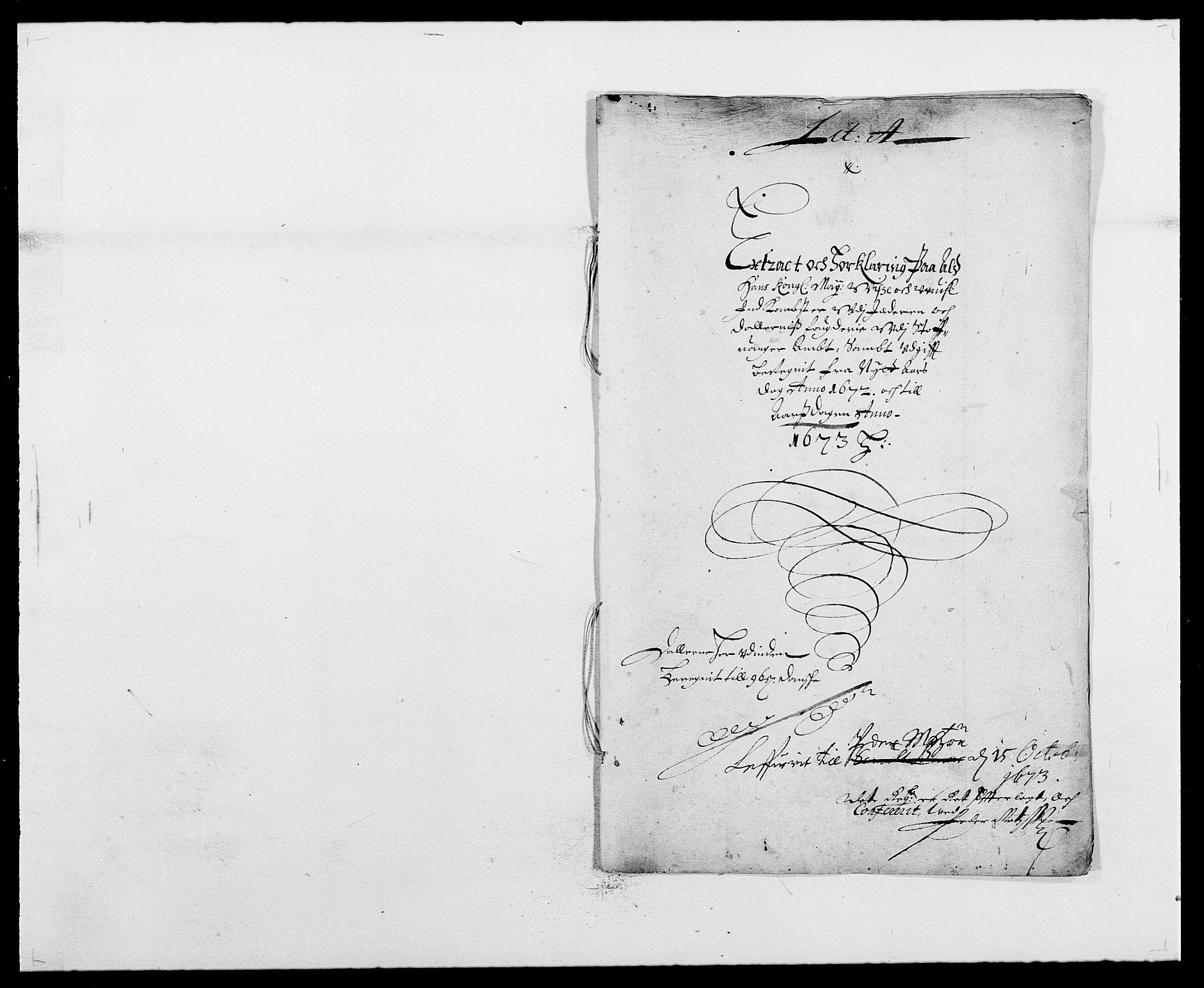 RA, Rentekammeret inntil 1814, Reviderte regnskaper, Fogderegnskap, R46/L2713: Fogderegnskap Jæren og Dalane, 1671-1672, s. 200