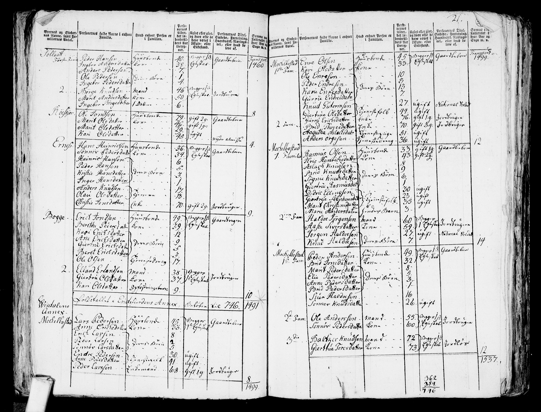 RA, Folketelling 1801 for 1543P Nesset prestegjeld, 1801, s. 357b-358a