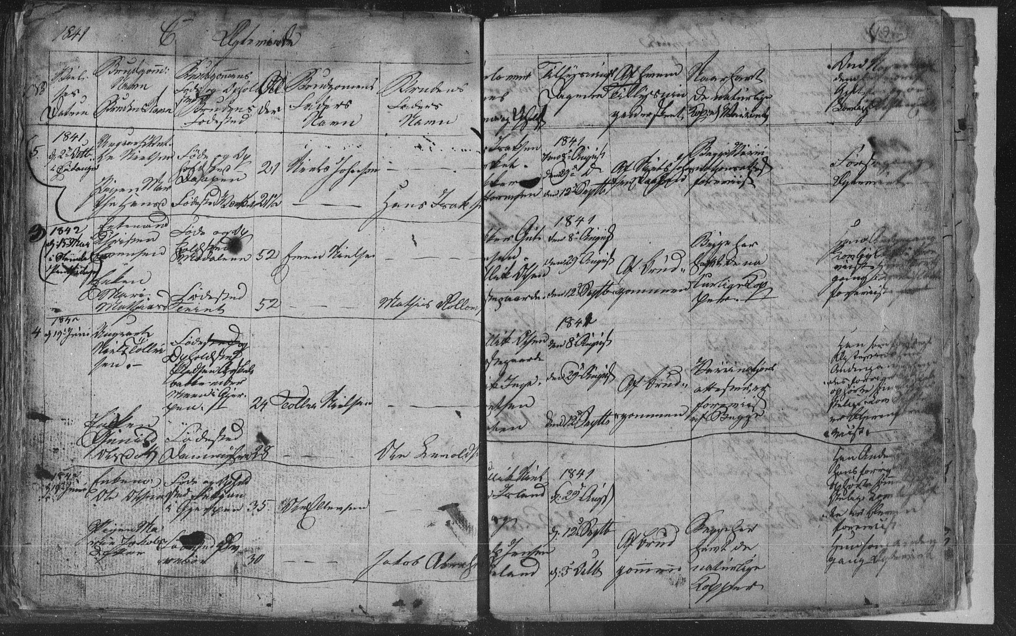 SAKO, Siljan kirkebøker, G/Ga/L0001: Klokkerbok nr. 1, 1827-1847, s. 197