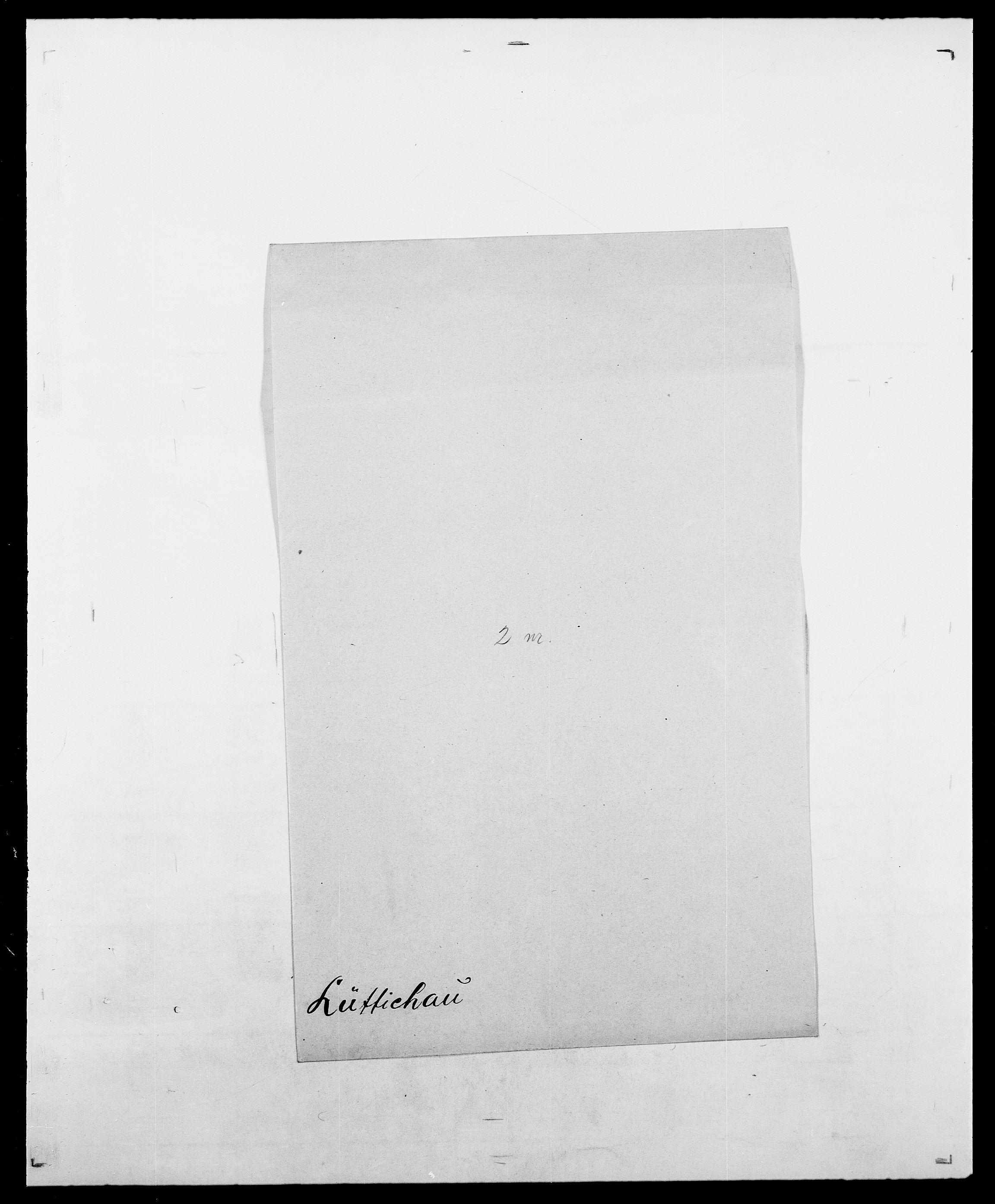 SAO, Delgobe, Charles Antoine - samling, D/Da/L0024: Lobech - Lærum, s. 807