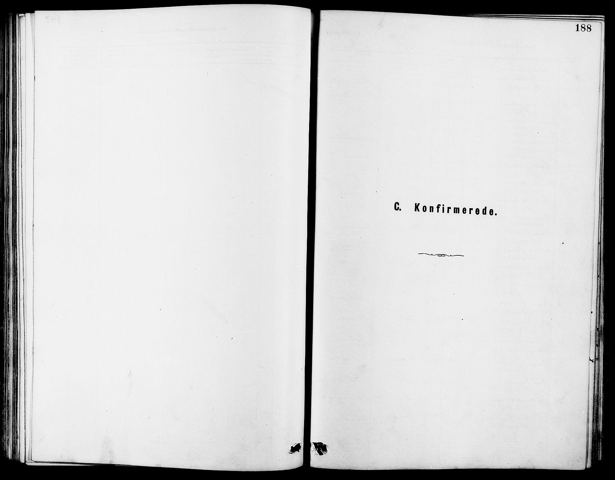 SAH, Dovre prestekontor, Klokkerbok nr. 2, 1881-1907, s. 188