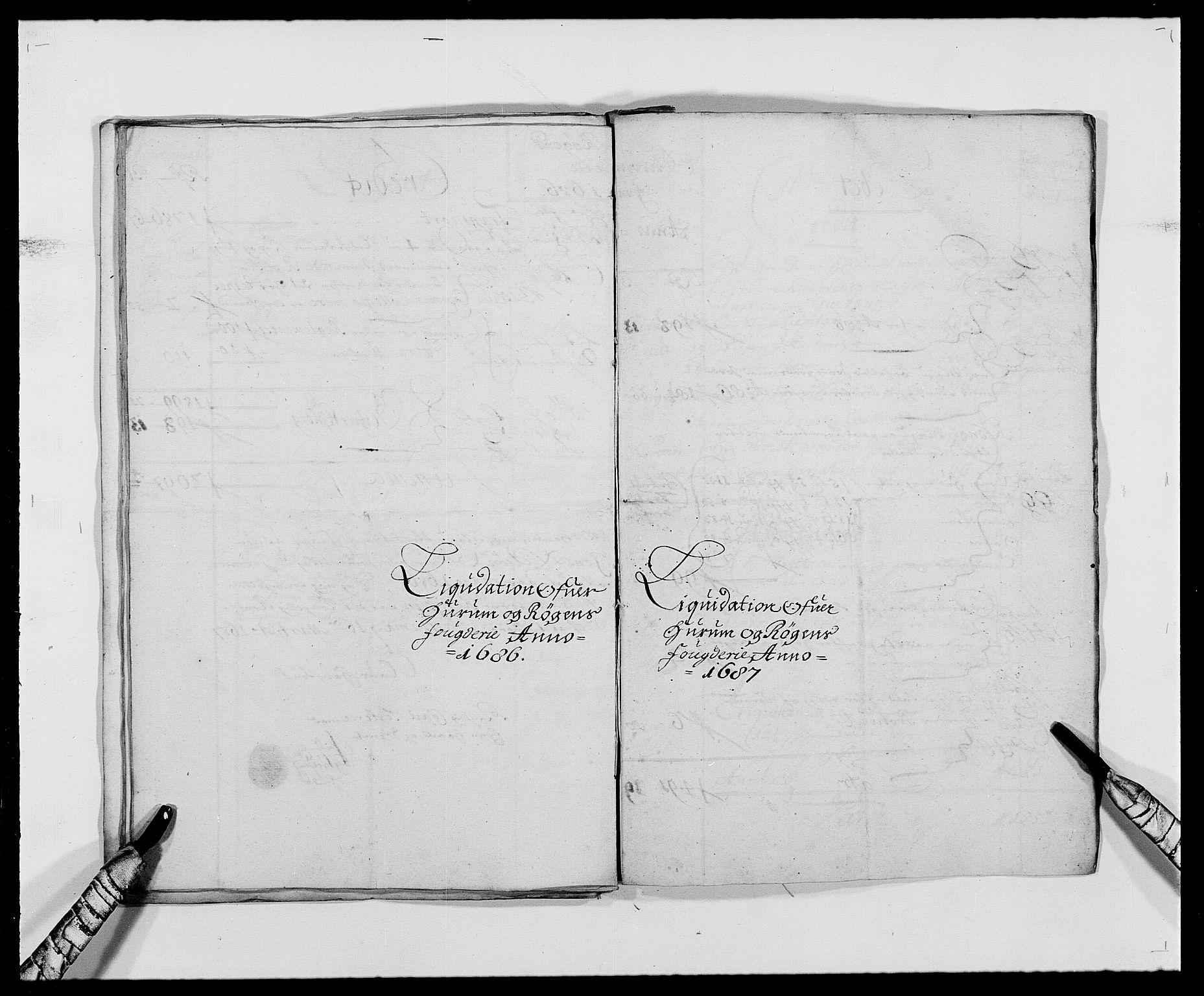 RA, Rentekammeret inntil 1814, Reviderte regnskaper, Fogderegnskap, R29/L1692: Fogderegnskap Hurum og Røyken, 1682-1687, s. 18