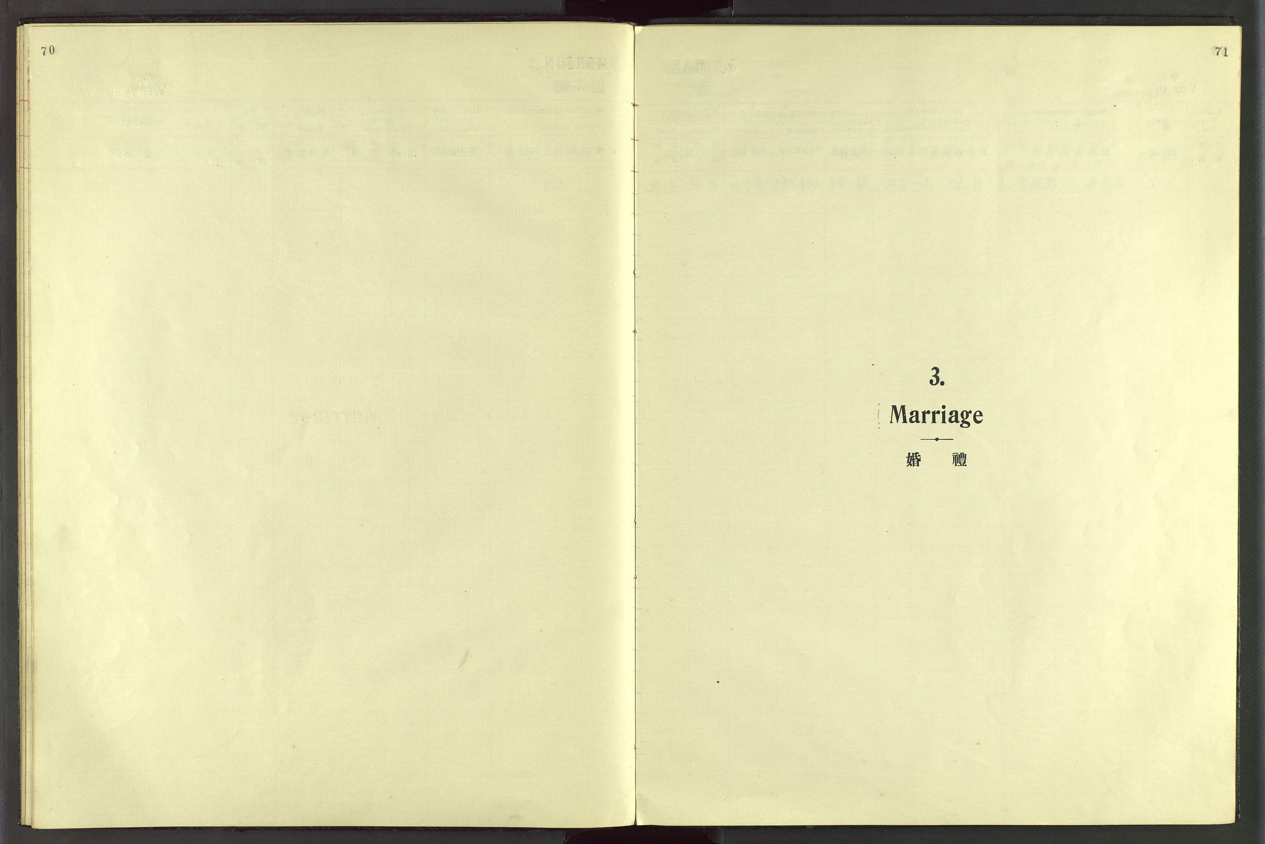 VID, Det Norske Misjonsselskap - utland - Kina (Hunan), Dm/L0049: Ministerialbok nr. 87, 1908-1947, s. 70-71