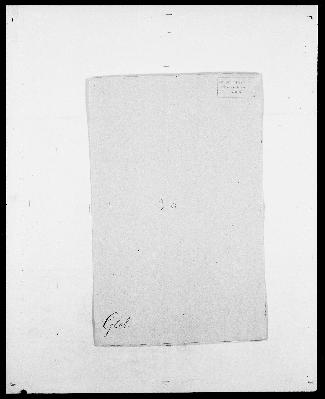 SAO, Delgobe, Charles Antoine - samling, D/Da/L0014: Giebdhausen - Grip, s. 320