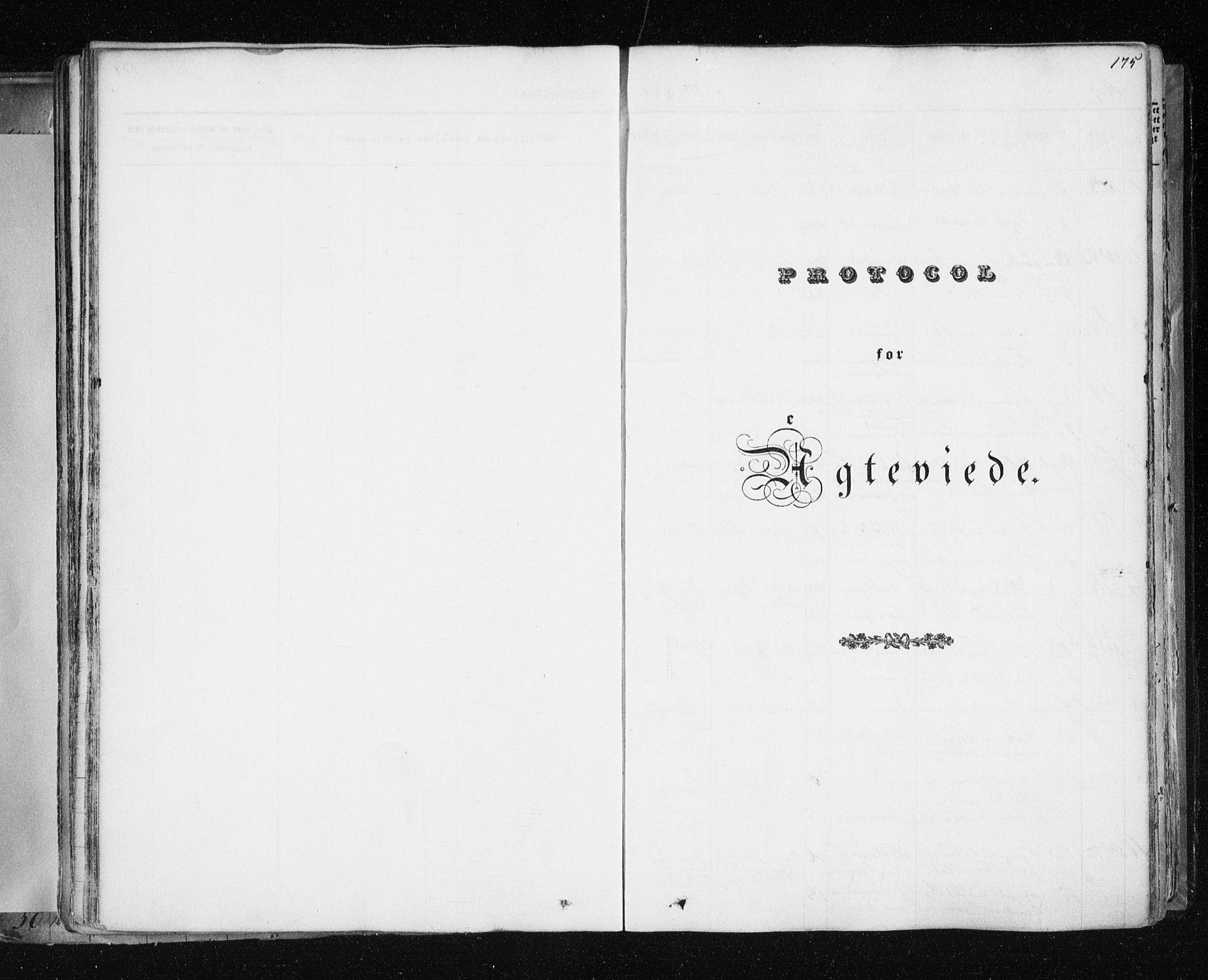 SATØ, Tromsø sokneprestkontor/stiftsprosti/domprosti, G/Ga/L0009kirke: Ministerialbok nr. 9, 1837-1847, s. 175