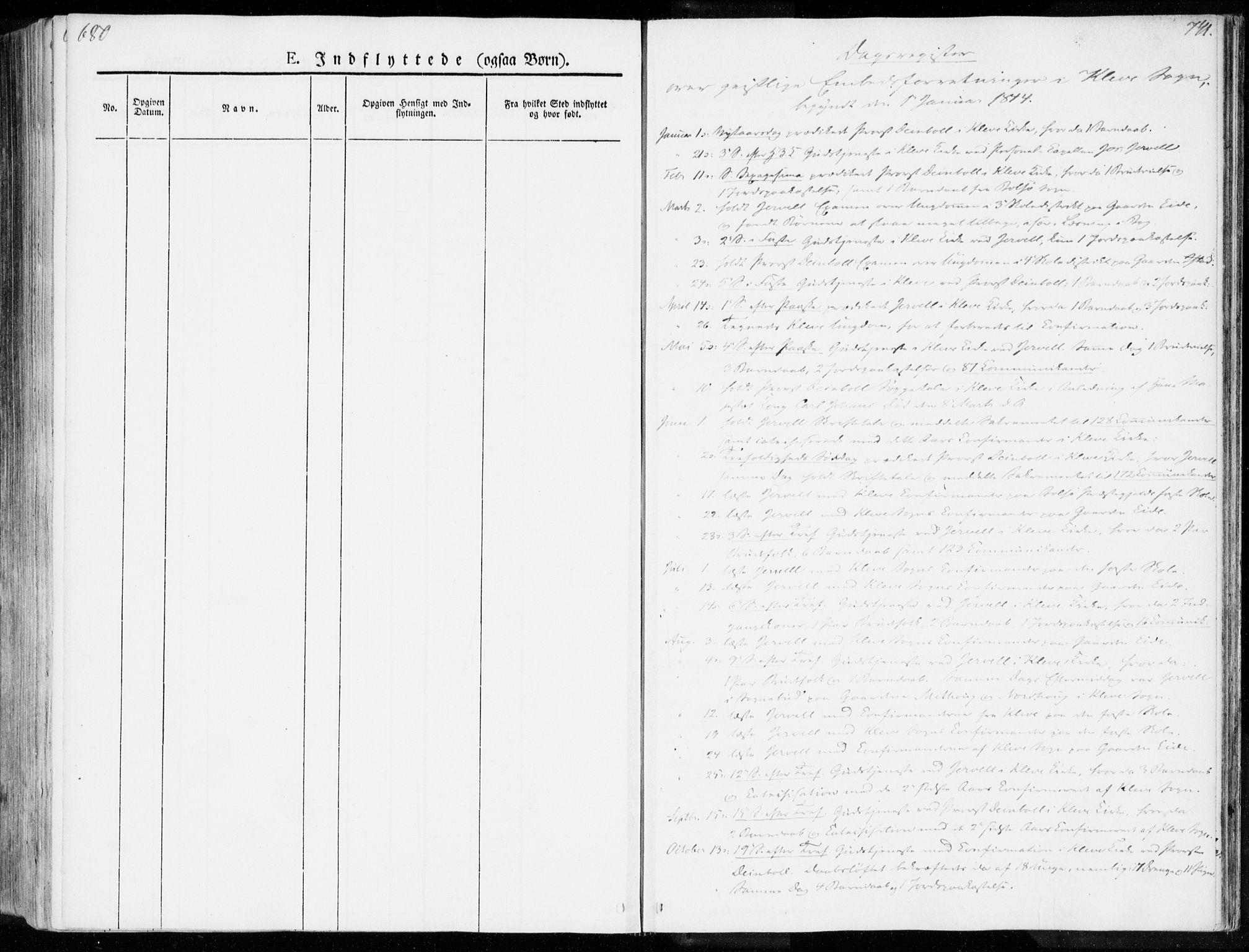 SAT, Ministerialprotokoller, klokkerbøker og fødselsregistre - Møre og Romsdal, 557/L0680: Ministerialbok nr. 557A02, 1843-1869, s. 741