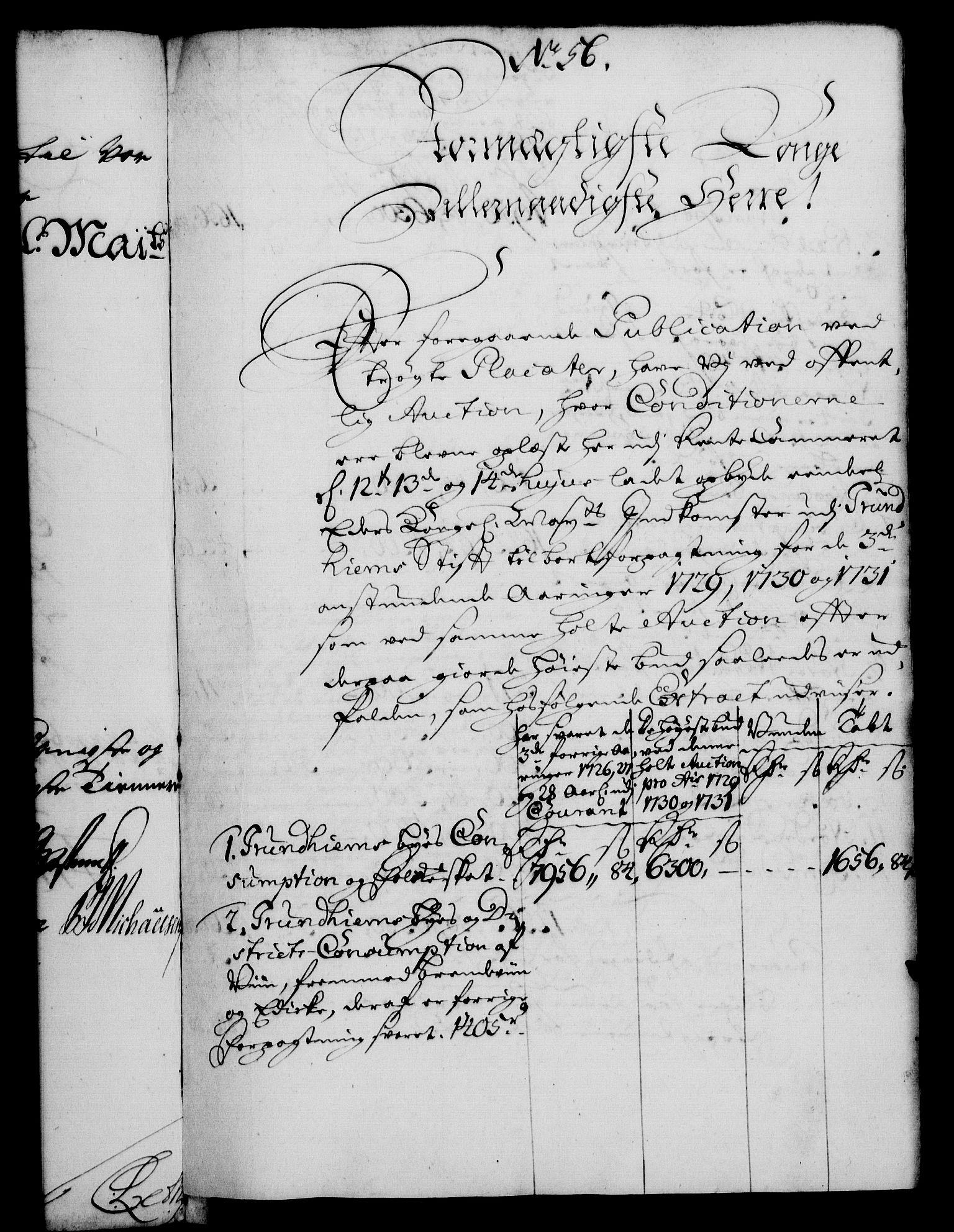 RA, Rentekammeret, Kammerkanselliet, G/Gf/Gfa/L0011: Norsk relasjons- og resolusjonsprotokoll (merket RK 52.11), 1728, s. 398