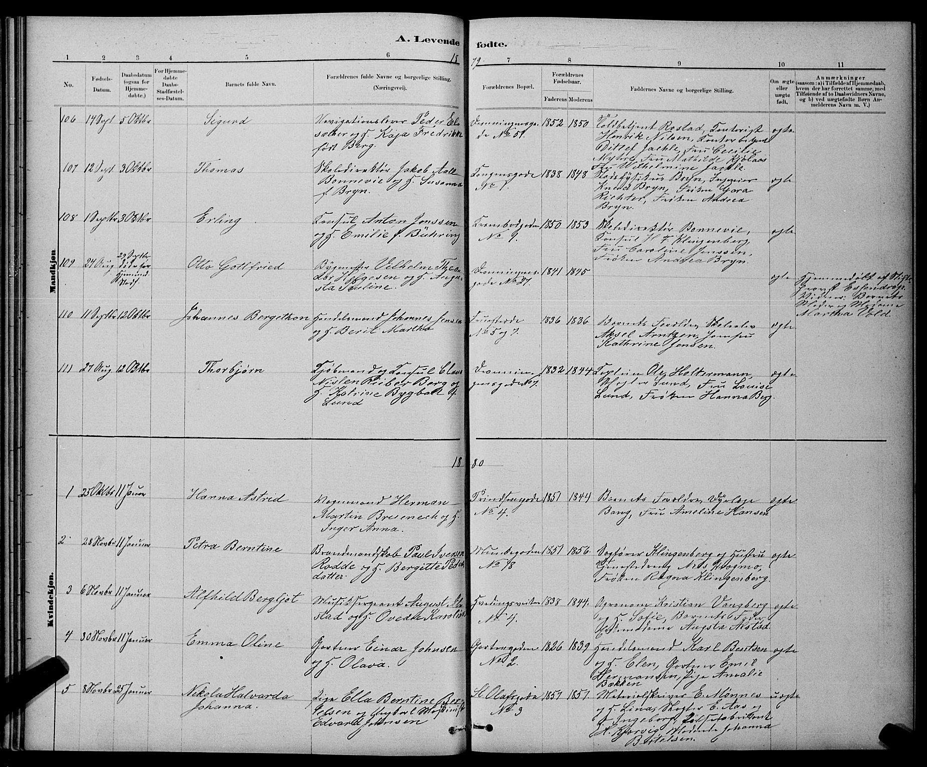 SAT, Ministerialprotokoller, klokkerbøker og fødselsregistre - Sør-Trøndelag, 601/L0091: Klokkerbok nr. 601C09, 1878-1883