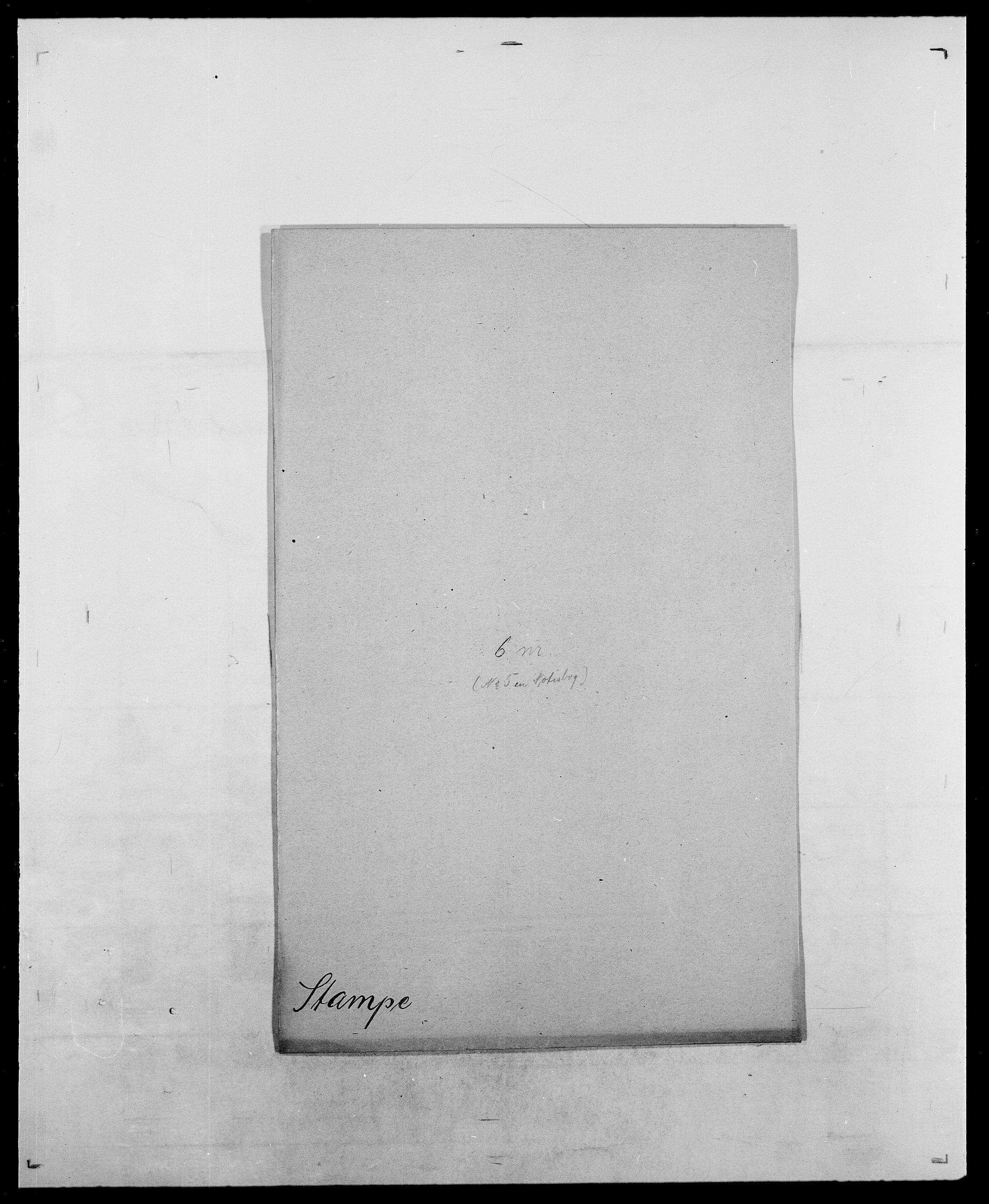 SAO, Delgobe, Charles Antoine - samling, D/Da/L0036: Skaanør - Staverskov, s. 942