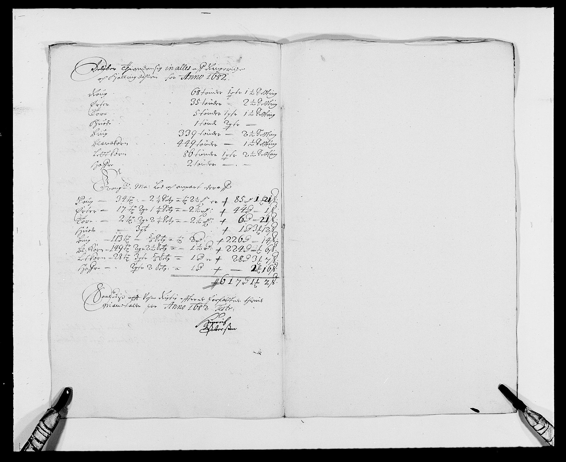 RA, Rentekammeret inntil 1814, Reviderte regnskaper, Fogderegnskap, R21/L1445: Fogderegnskap Ringerike og Hallingdal, 1681-1689, s. 380