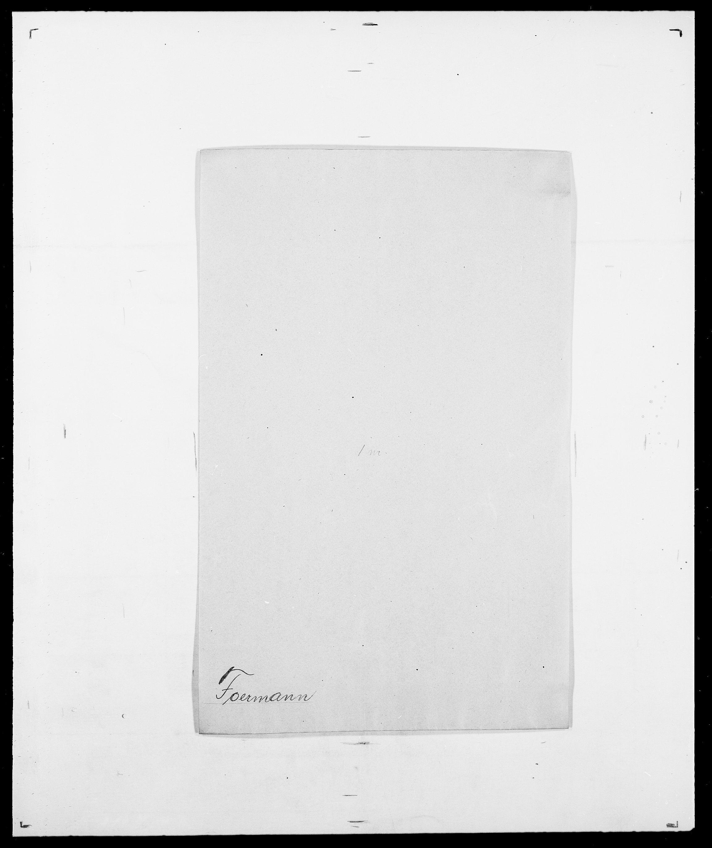 SAO, Delgobe, Charles Antoine - samling, D/Da/L0012: Flor, Floer, Flohr - Fritzner, s. 503