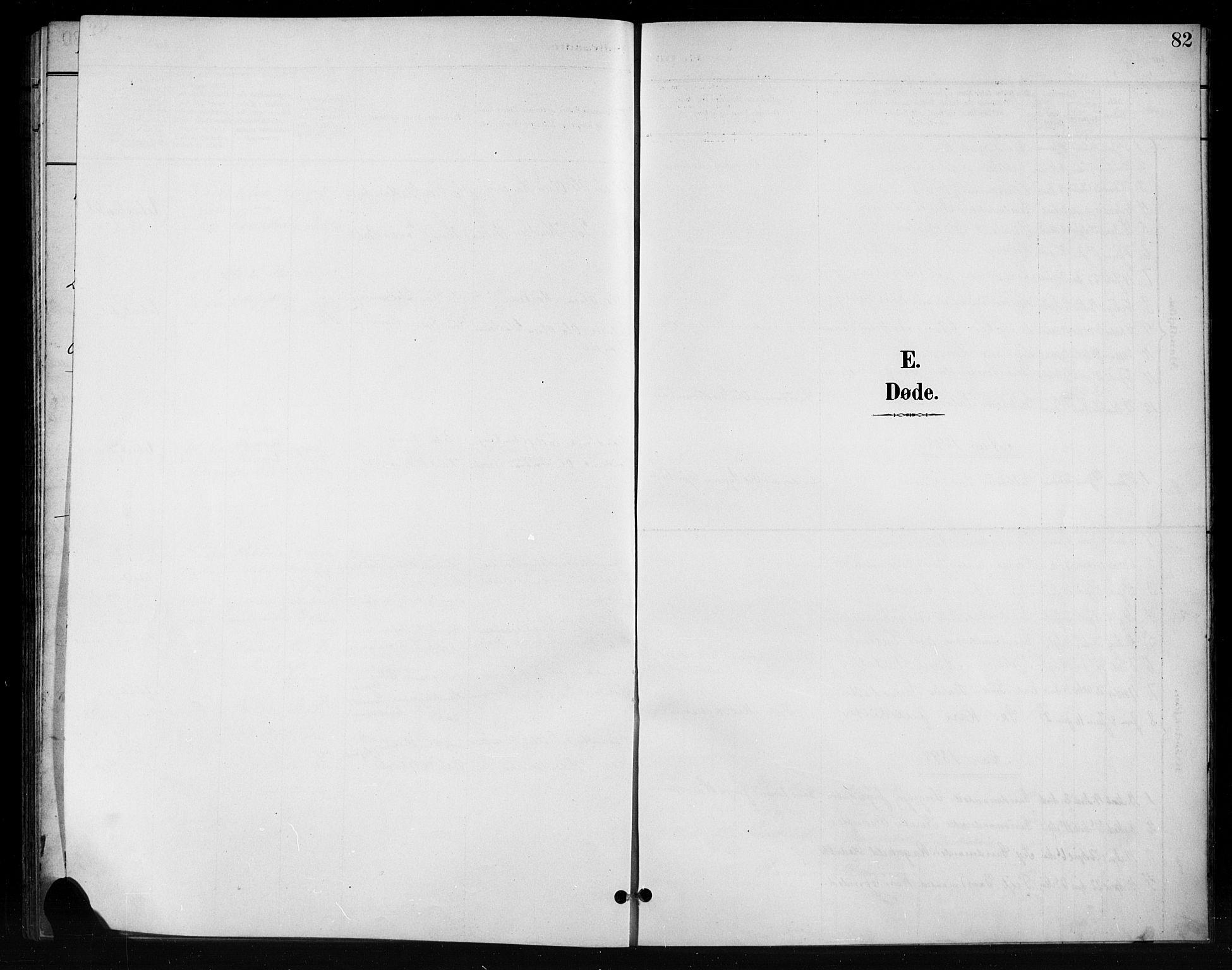 SAH, Nord-Aurdal prestekontor, Klokkerbok nr. 11, 1897-1918, s. 82