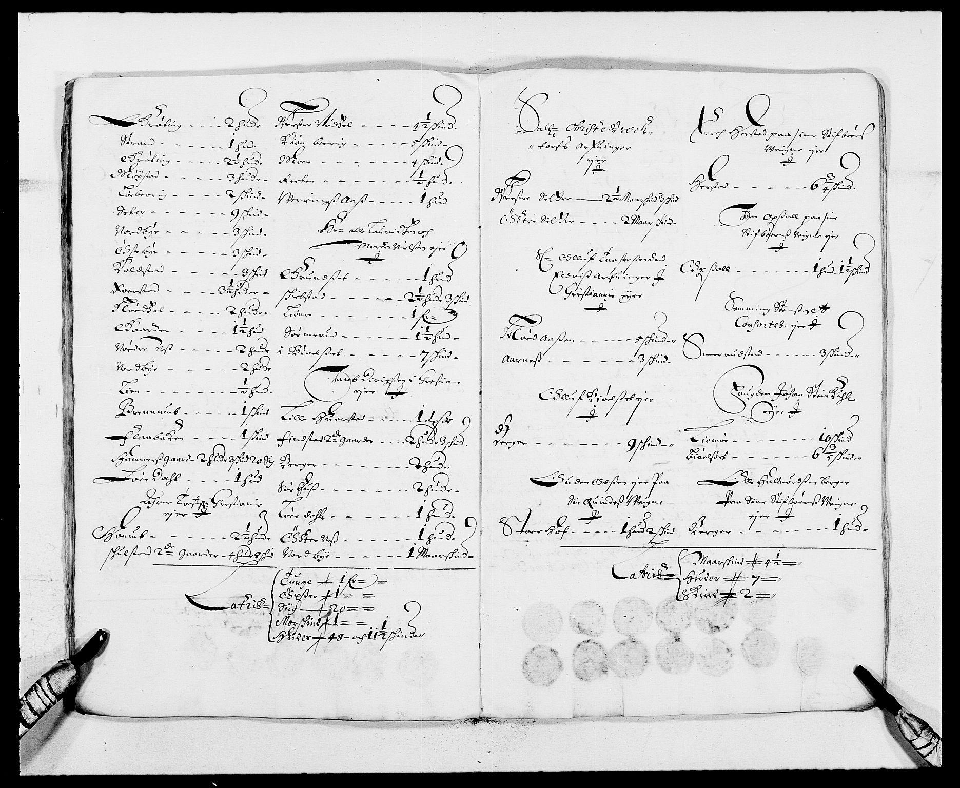 RA, Rentekammeret inntil 1814, Reviderte regnskaper, Fogderegnskap, R13/L0818: Fogderegnskap Solør, Odal og Østerdal, 1681, s. 219